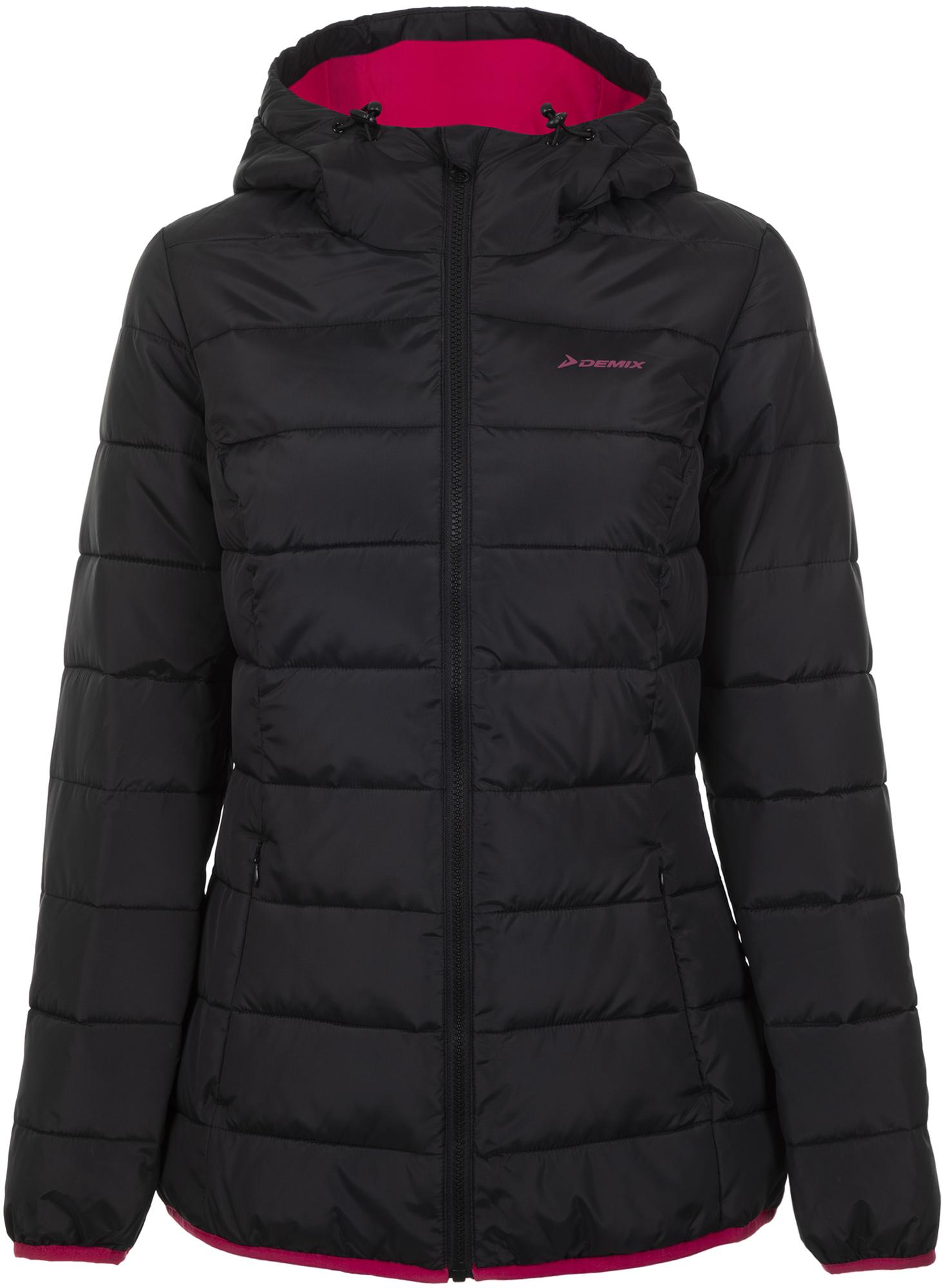 Demix Куртка утепленная женская Demix, размер 42-44