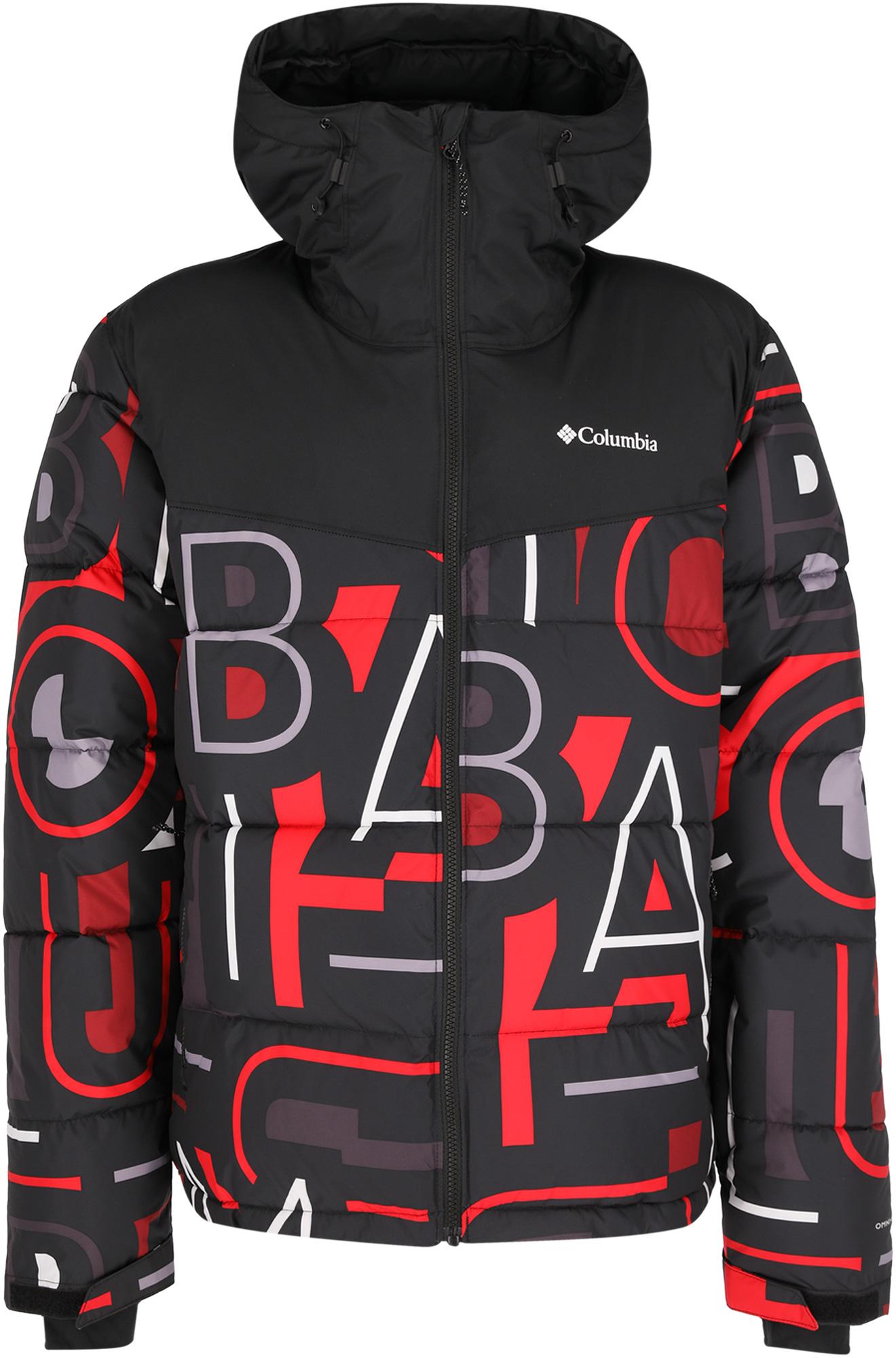 Columbia Куртка утепленная мужская Columbia Iceline Ridge™, размер 48-50 columbia куртка columbia falmouth™ размер 48 50