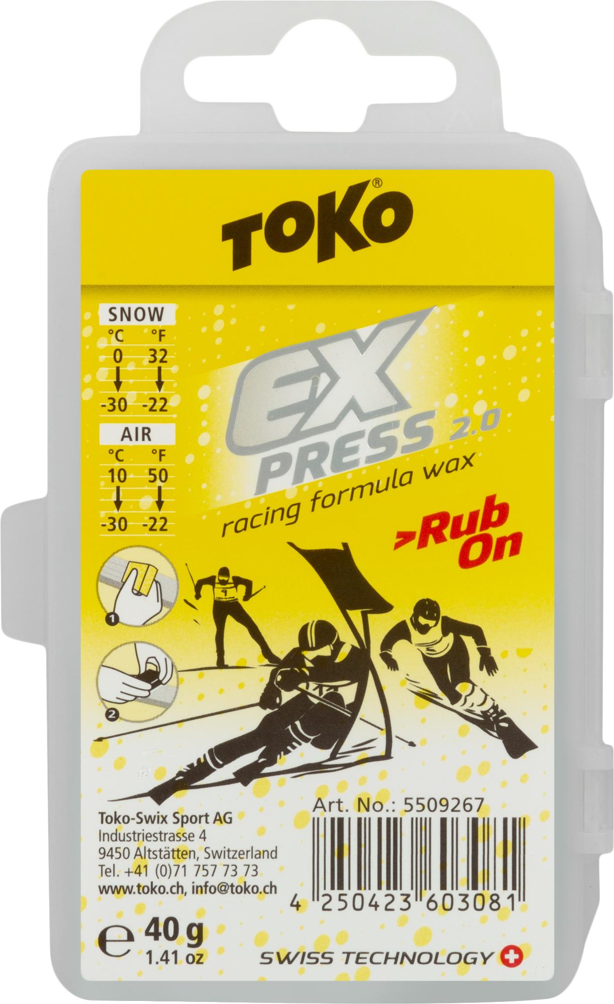 Toko Мазь скольжения TOKO Express Rub-On недорого