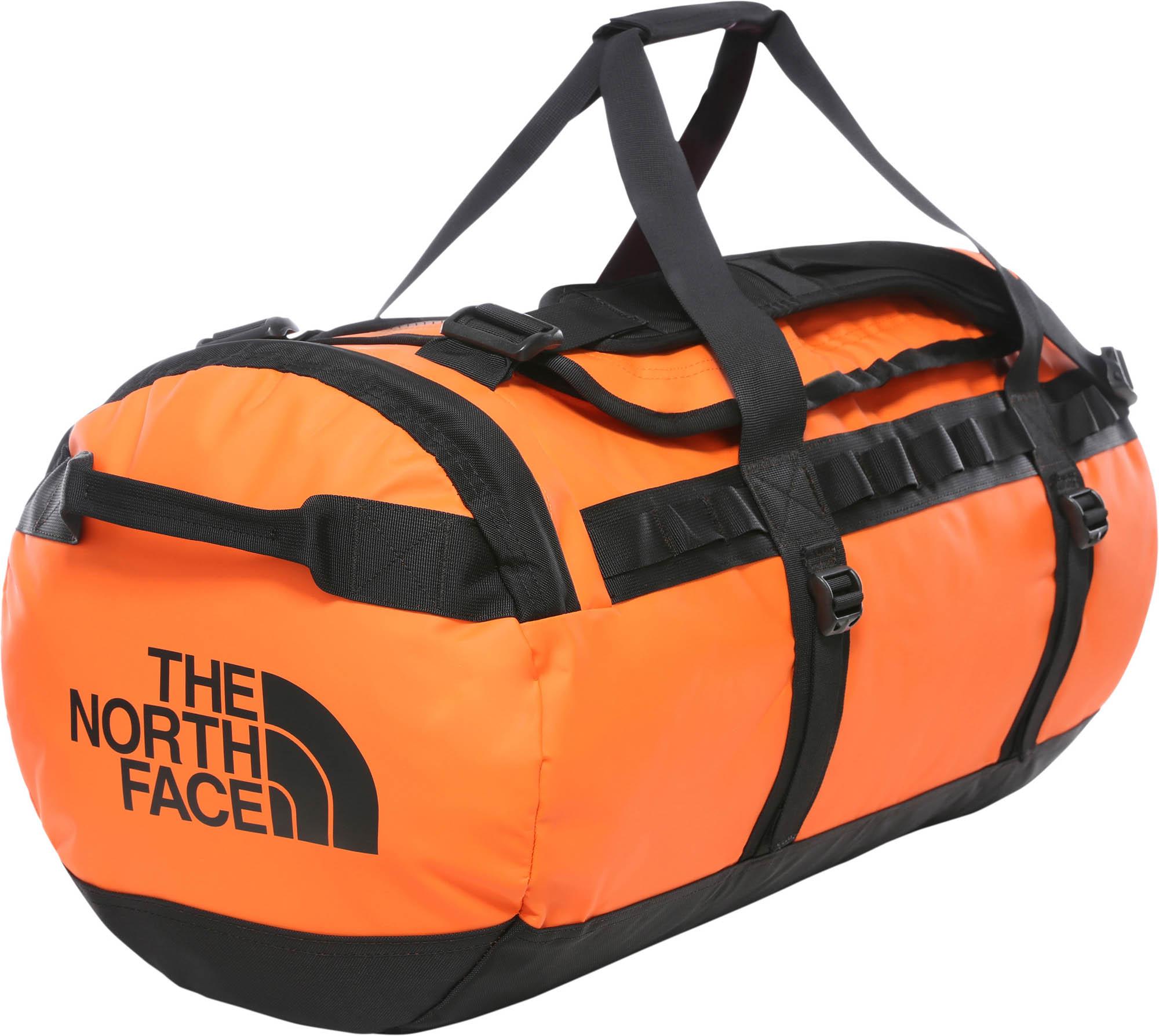 The North Face Сумка The North Face Base Camp Duffel накидка на рюкзак the north face the north face pack rain cover красный l