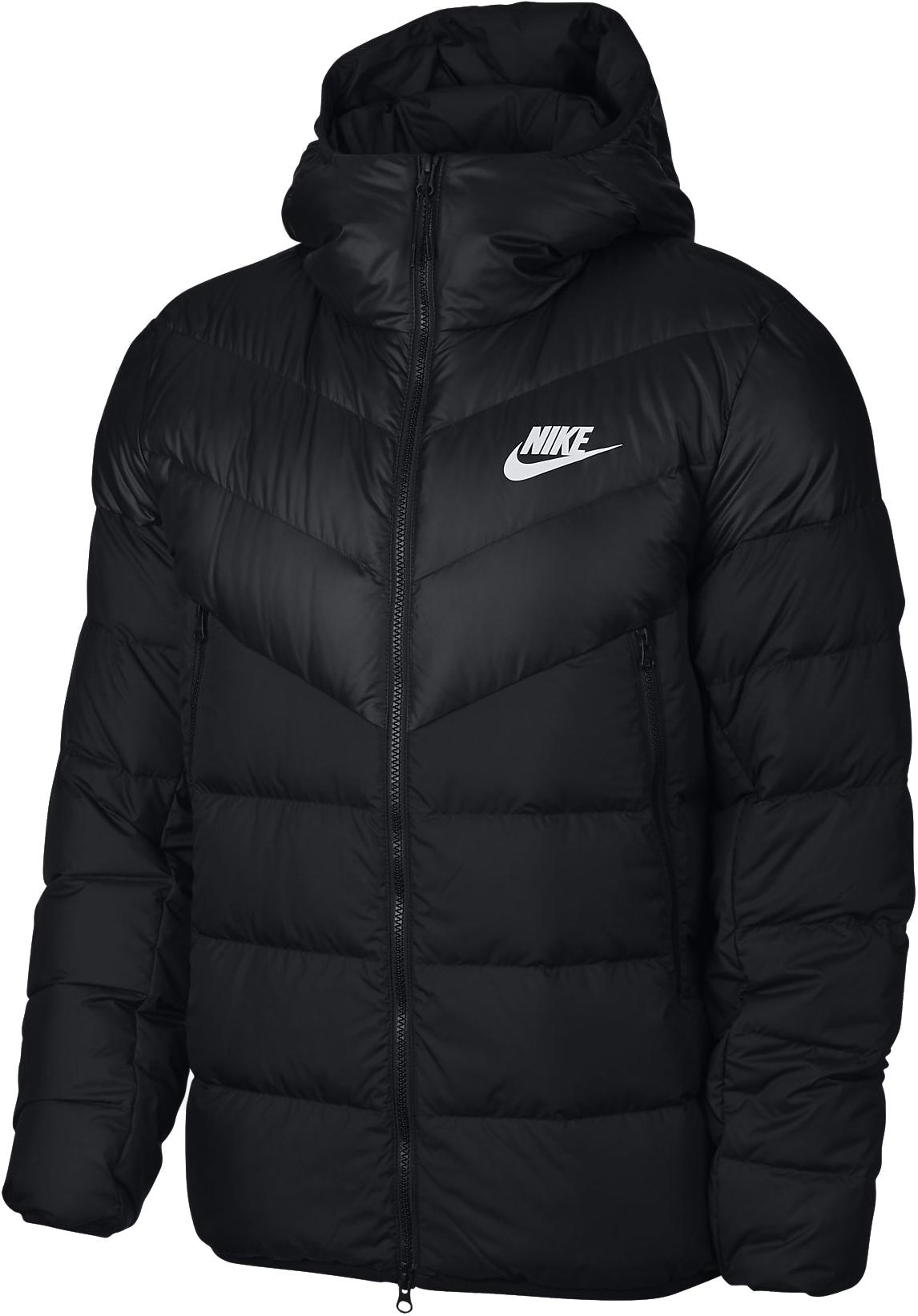 Nike Куртка пуховая мужская Nike Windrunner, размер 52-54 цена