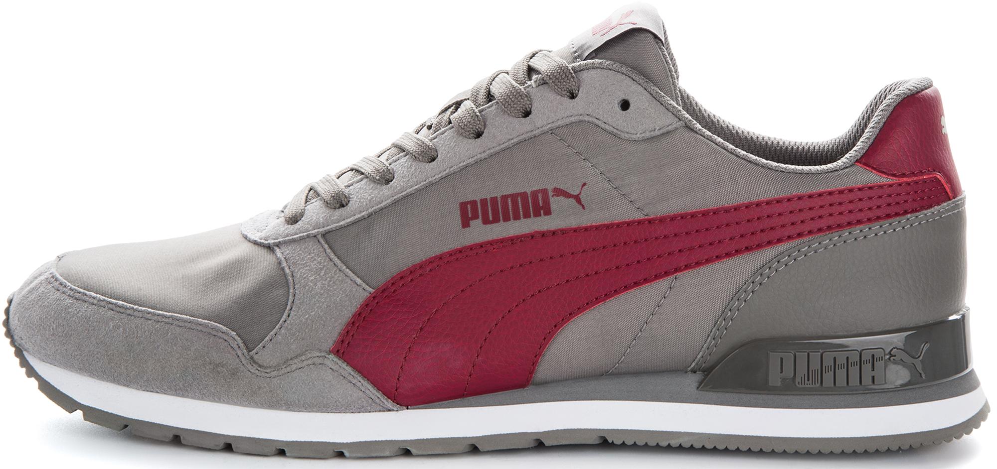 цена Puma Кроссовки мужские Puma St Runner V2 Full, размер 43,5