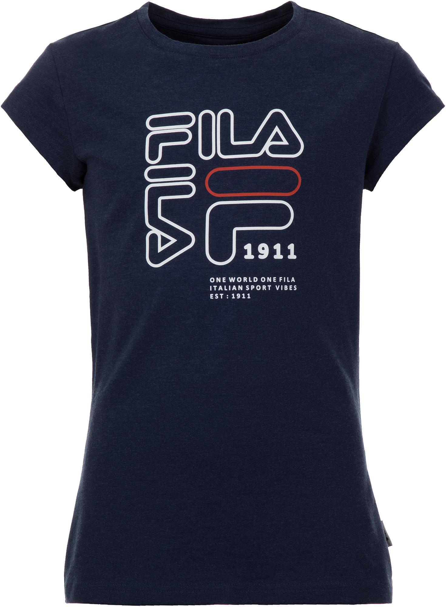 Fila Футболка женская Fila, размер 52