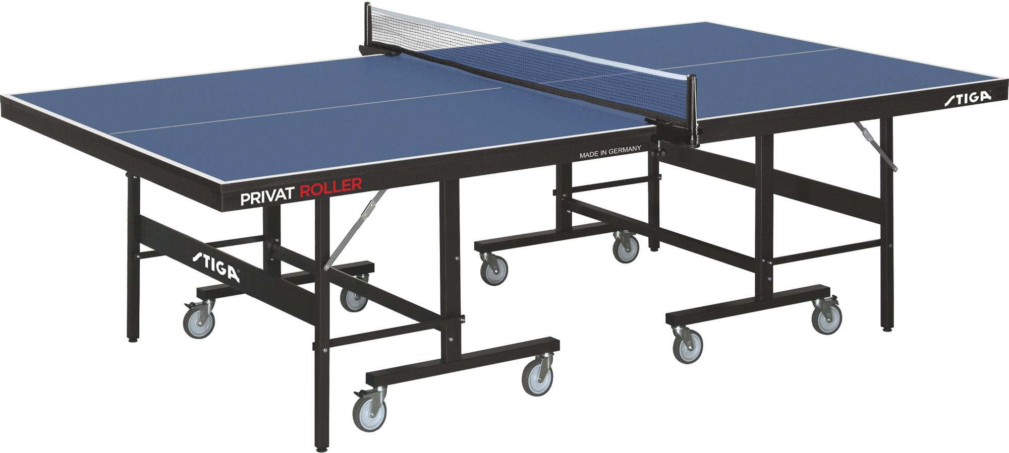 Stiga Теннисный стол для помещений Privat Roller CSS