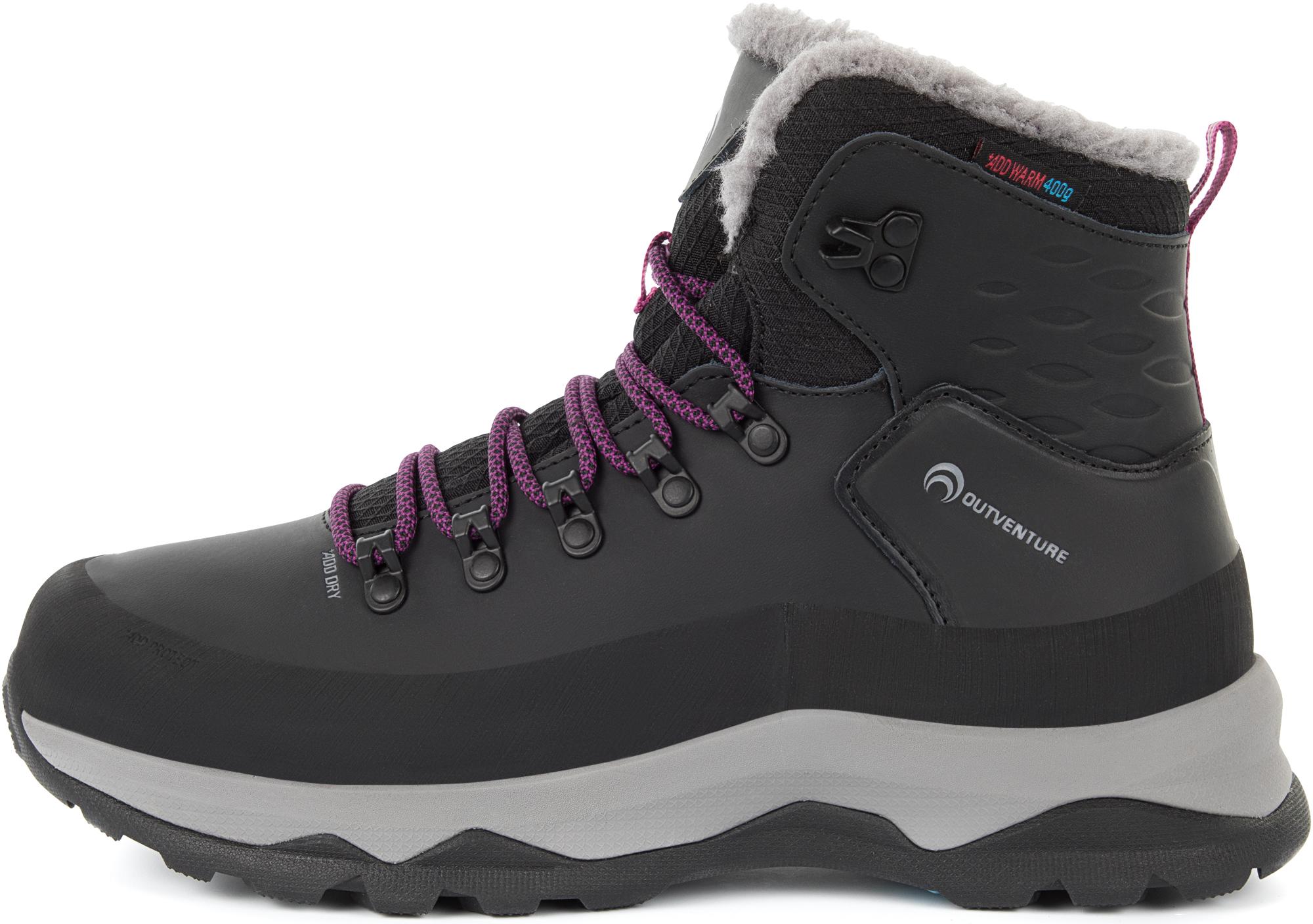 Outventure Ботинки утепленные женские Icequeen, размер 41