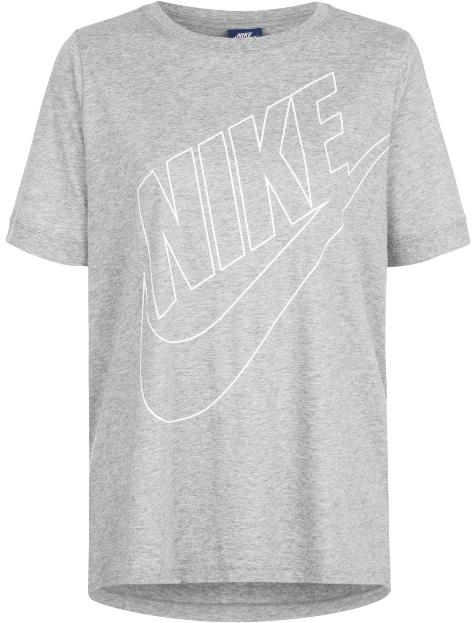 Nike Футболка женская Nike Sportswear футболка nike nike ni464egsko36