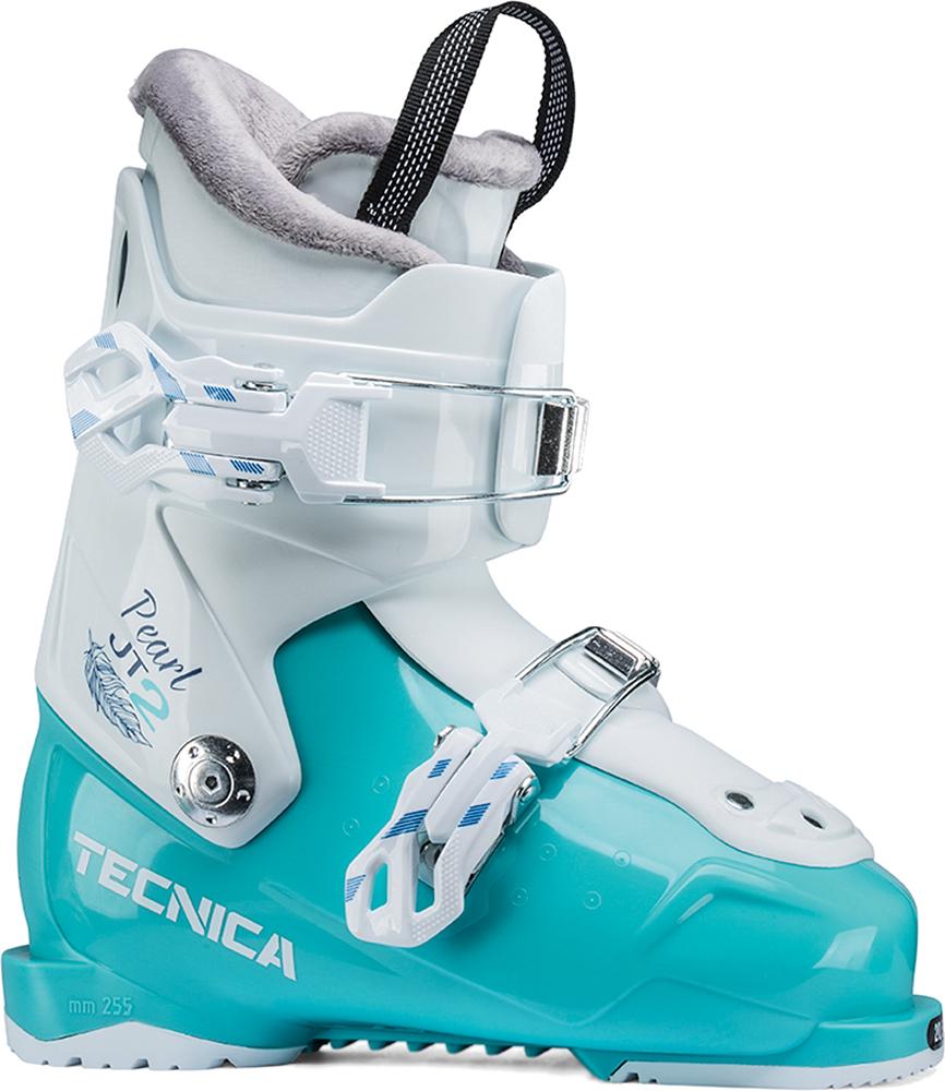 Tecnica Ботинки горнолыжные для девочек JT 2 Pearl, размер 22,5 см