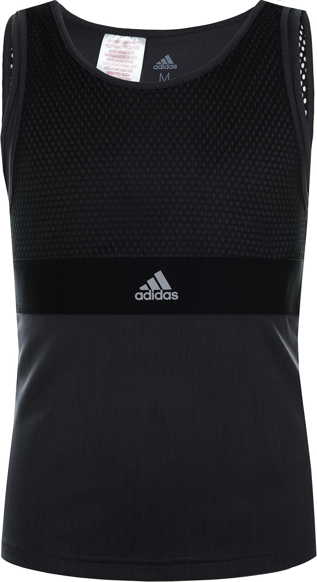 Adidas Майка для девочек Adidas New York, размер 170 цена