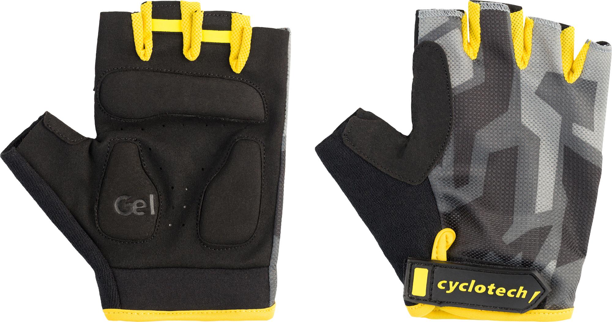 Cyclotech Перчатки велосипедные Cyclotech Razor cyclotech выжимка цепи cyclotech
