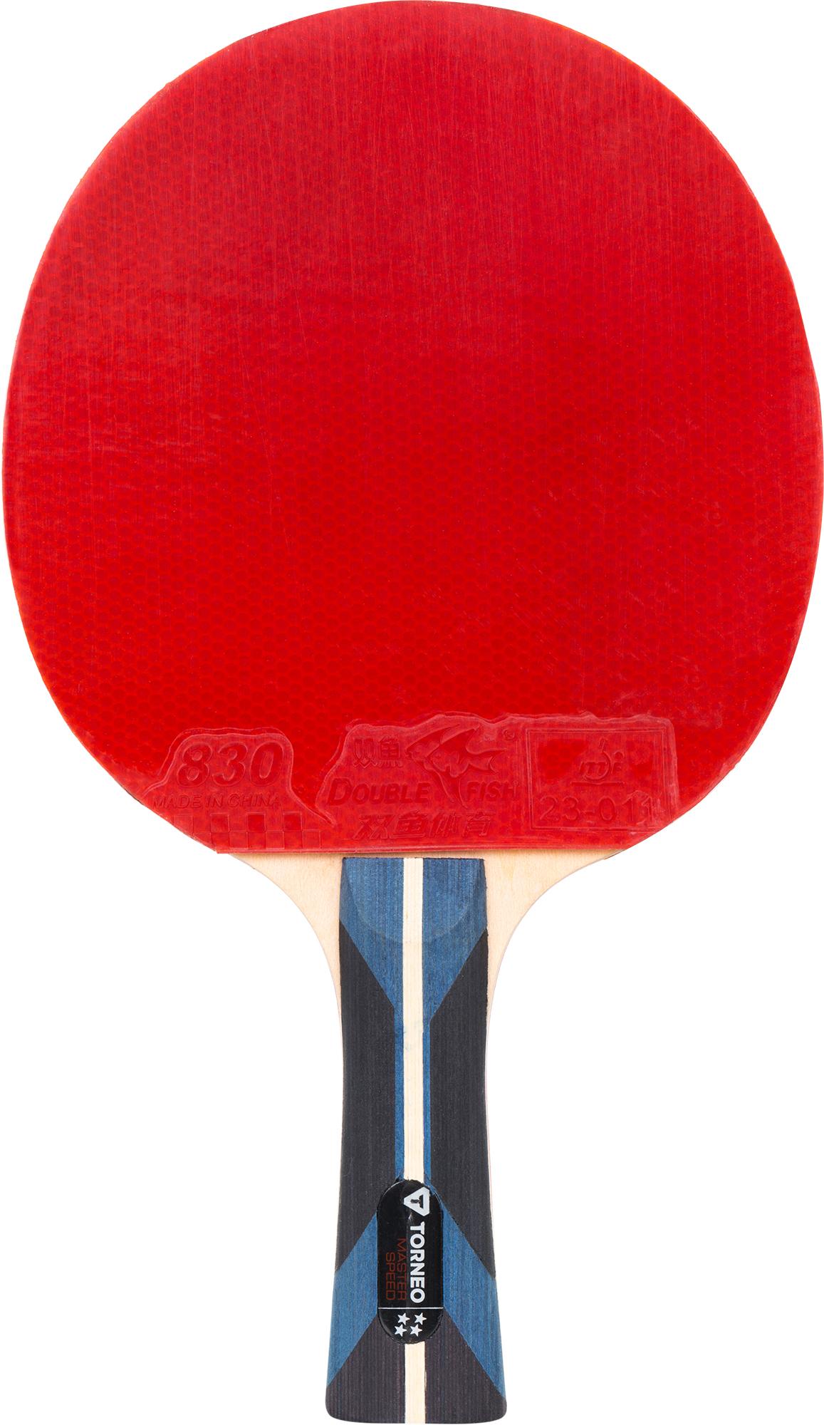 Torneo Ракетка для настольного тенниса Torneo Master Speed, размер Без размера цена 2017