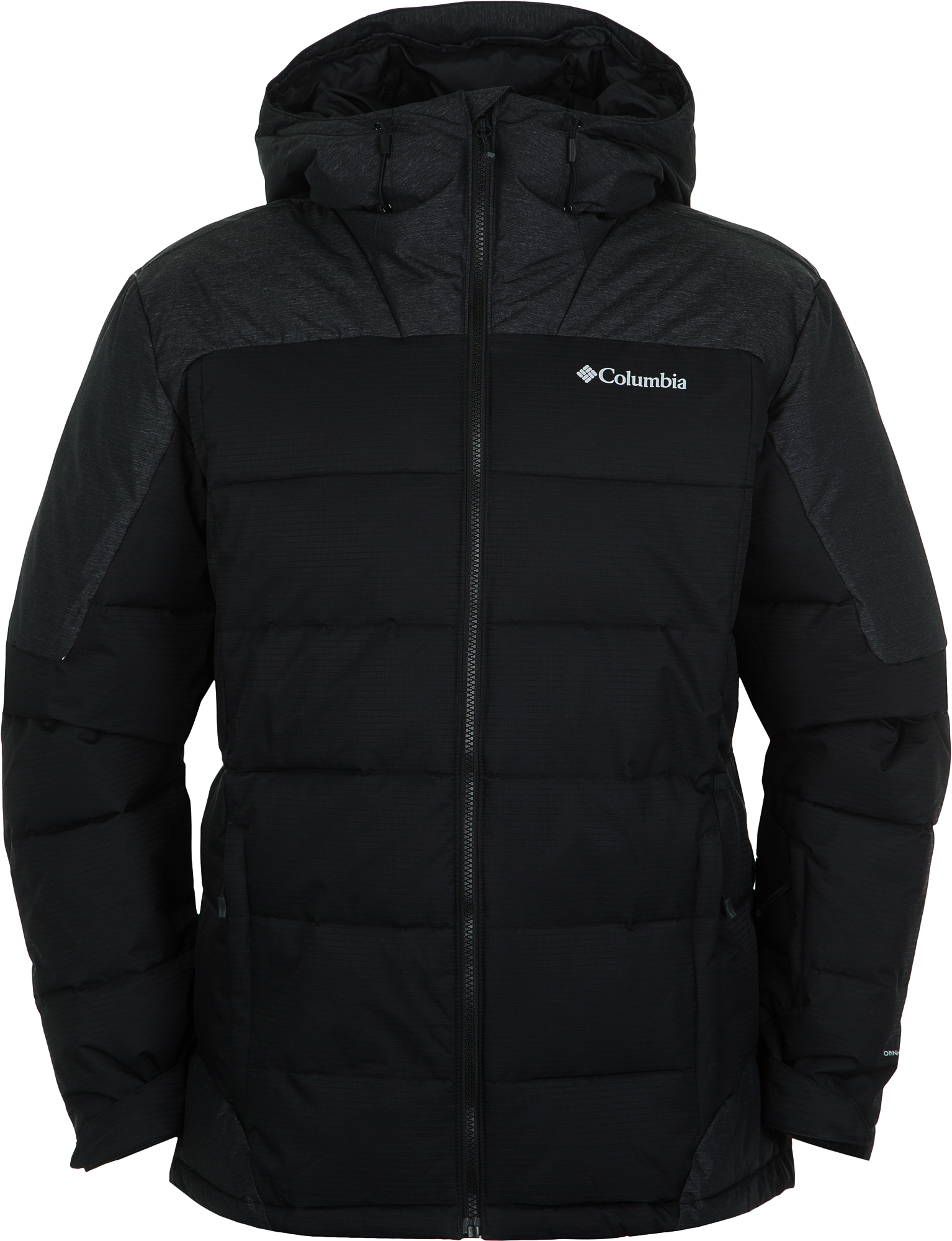 Columbia Куртка утепленная мужская Columbia Woolly Hollow II, размер 46 columbia куртка утепленная мужская columbia eagles call