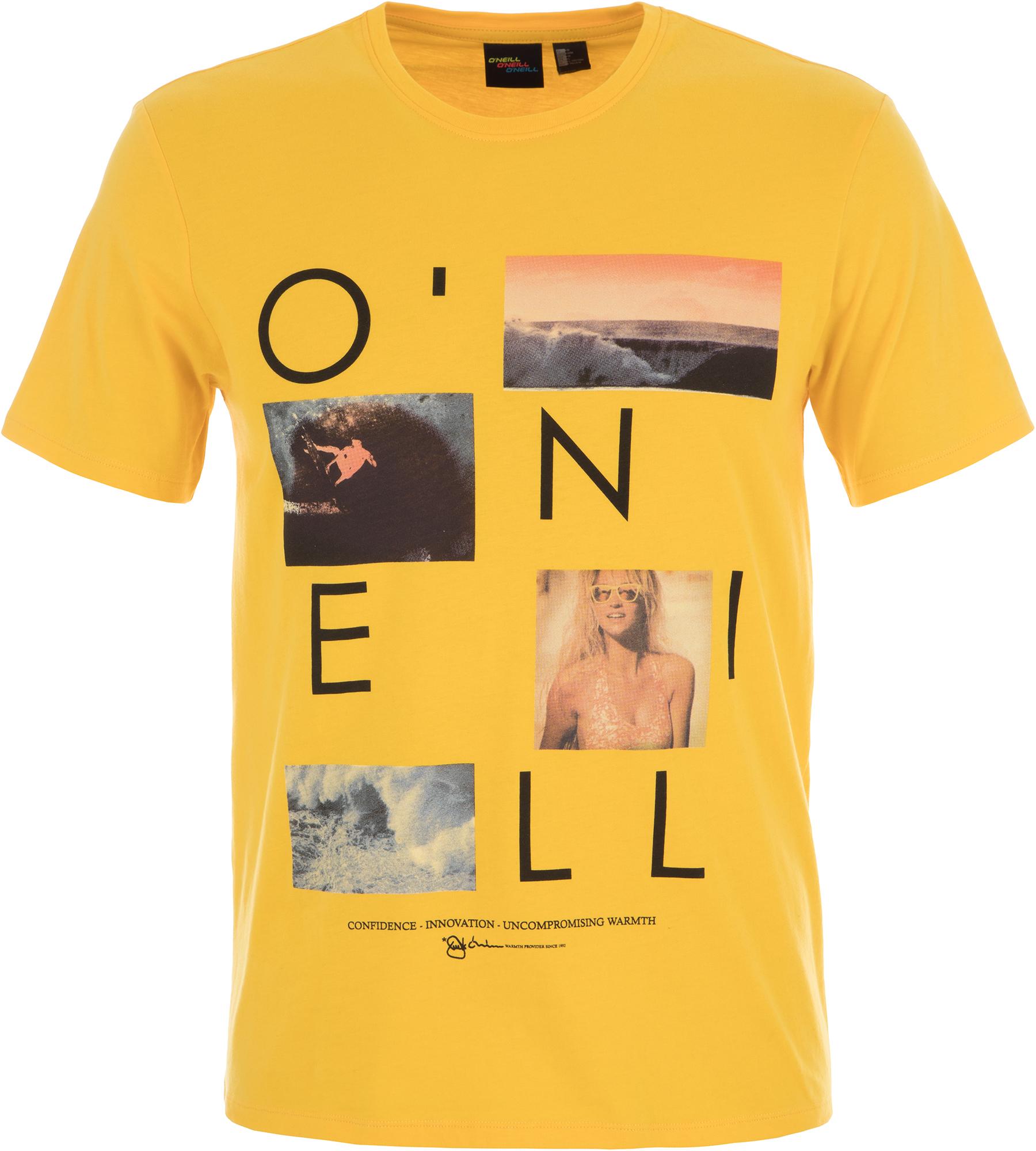 O'Neill Футболка мужская O'Neill Lm Neos, размер 54-56