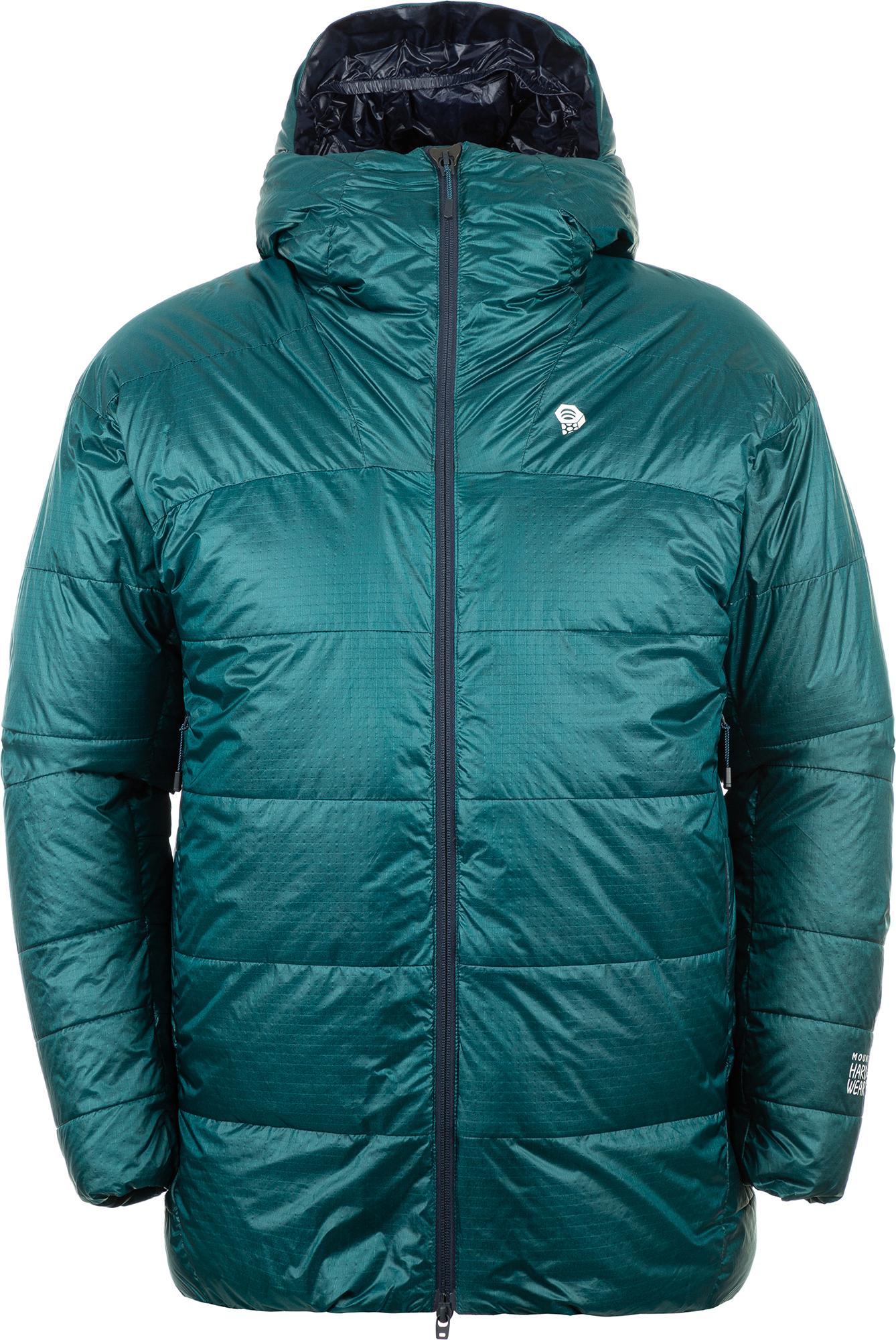 Mountain Hardwear Куртка пуховая мужская Mountain Hardwear Phantom™, размер 52 mountain hardwear футболка мужская mountain hardwear secret stash 2 размер 52