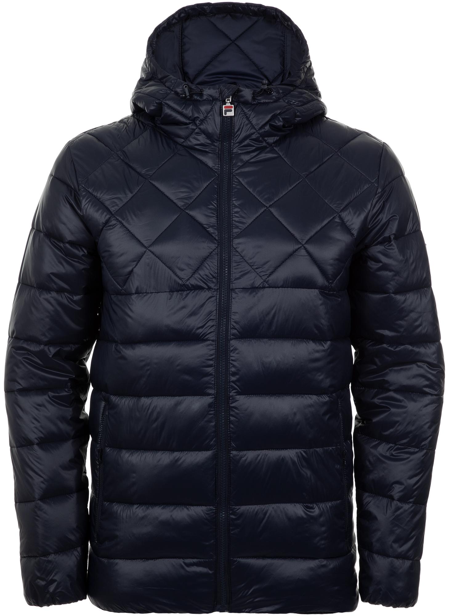 Fila Куртка утепленная мужская Fila, размер 54
