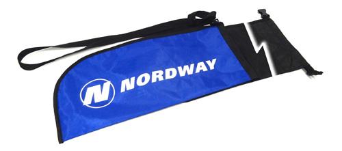 Nordway Чехол для беговых лыж Nordway купить чехол для лыж fisher