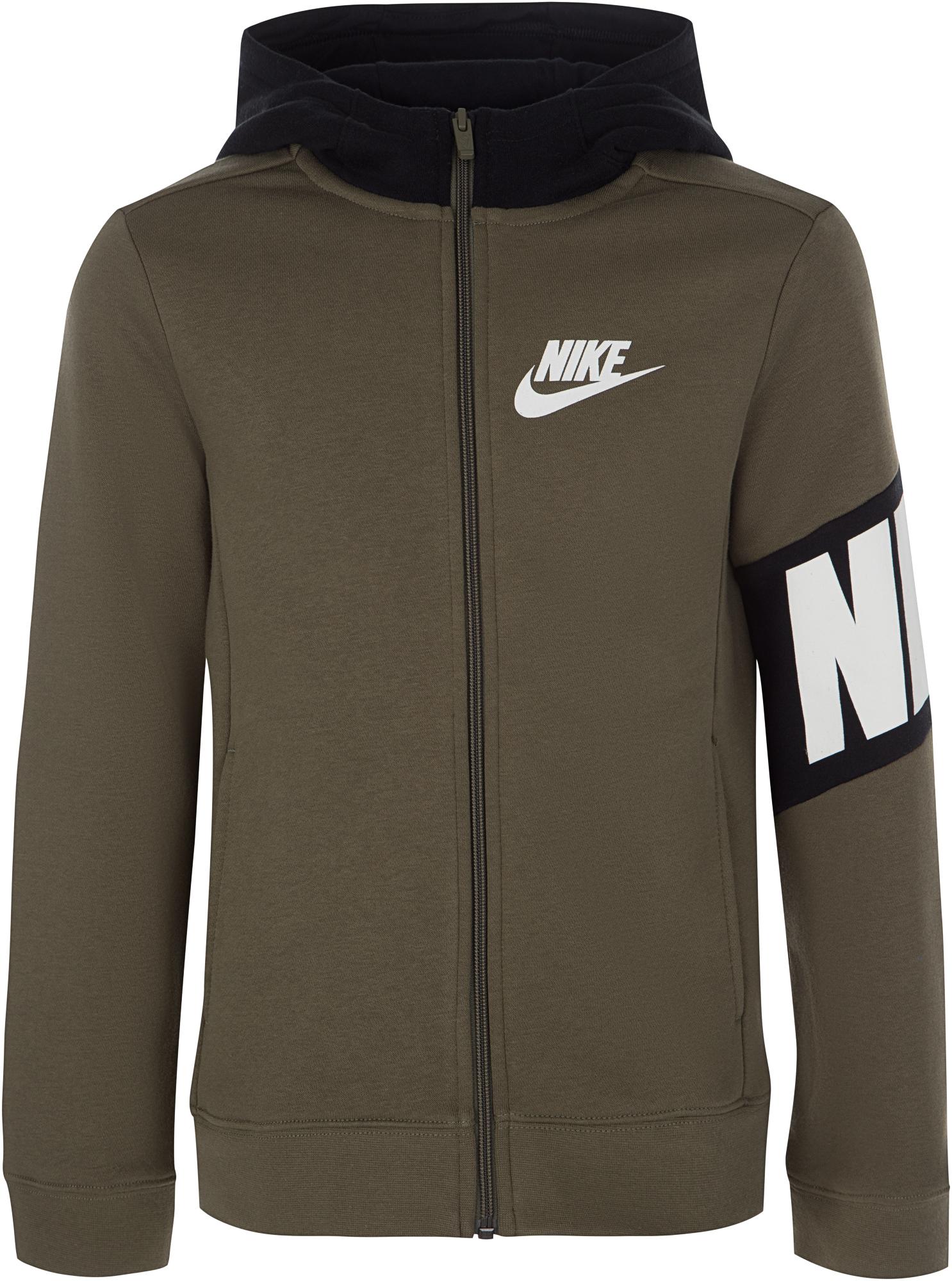 Nike Толстовка для мальчиков Nike, размер 158-170