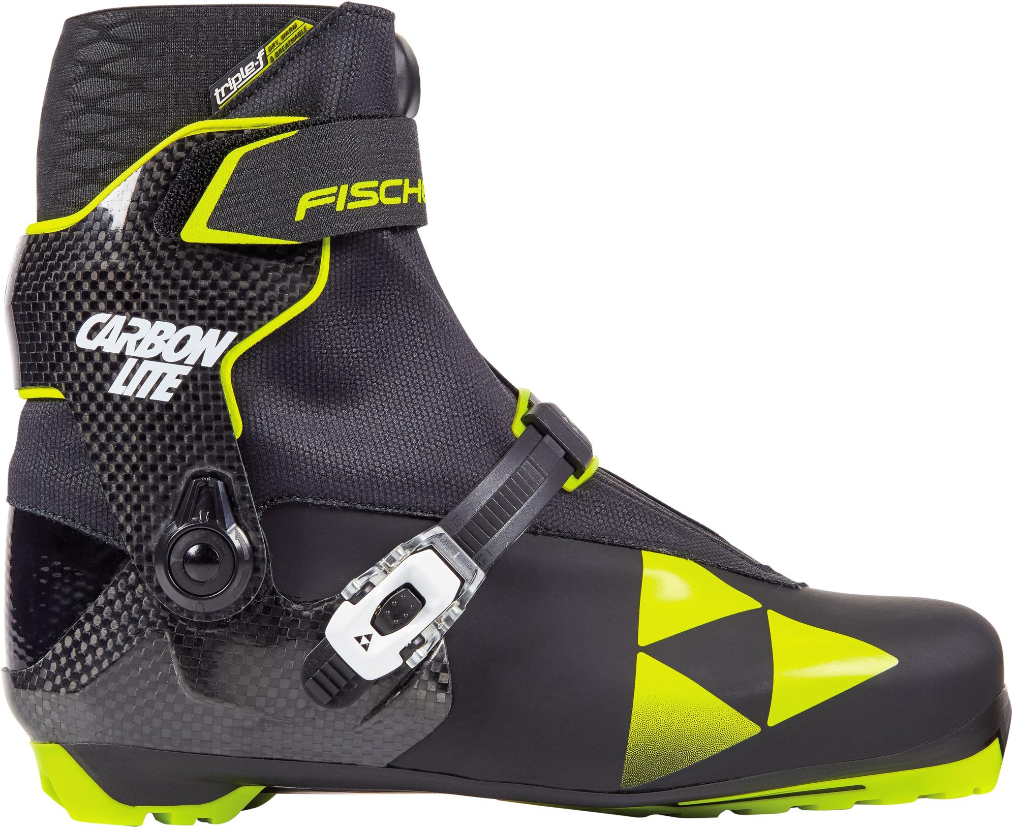 Fischer Ботинки для беговых лыж Carbonlite Skate