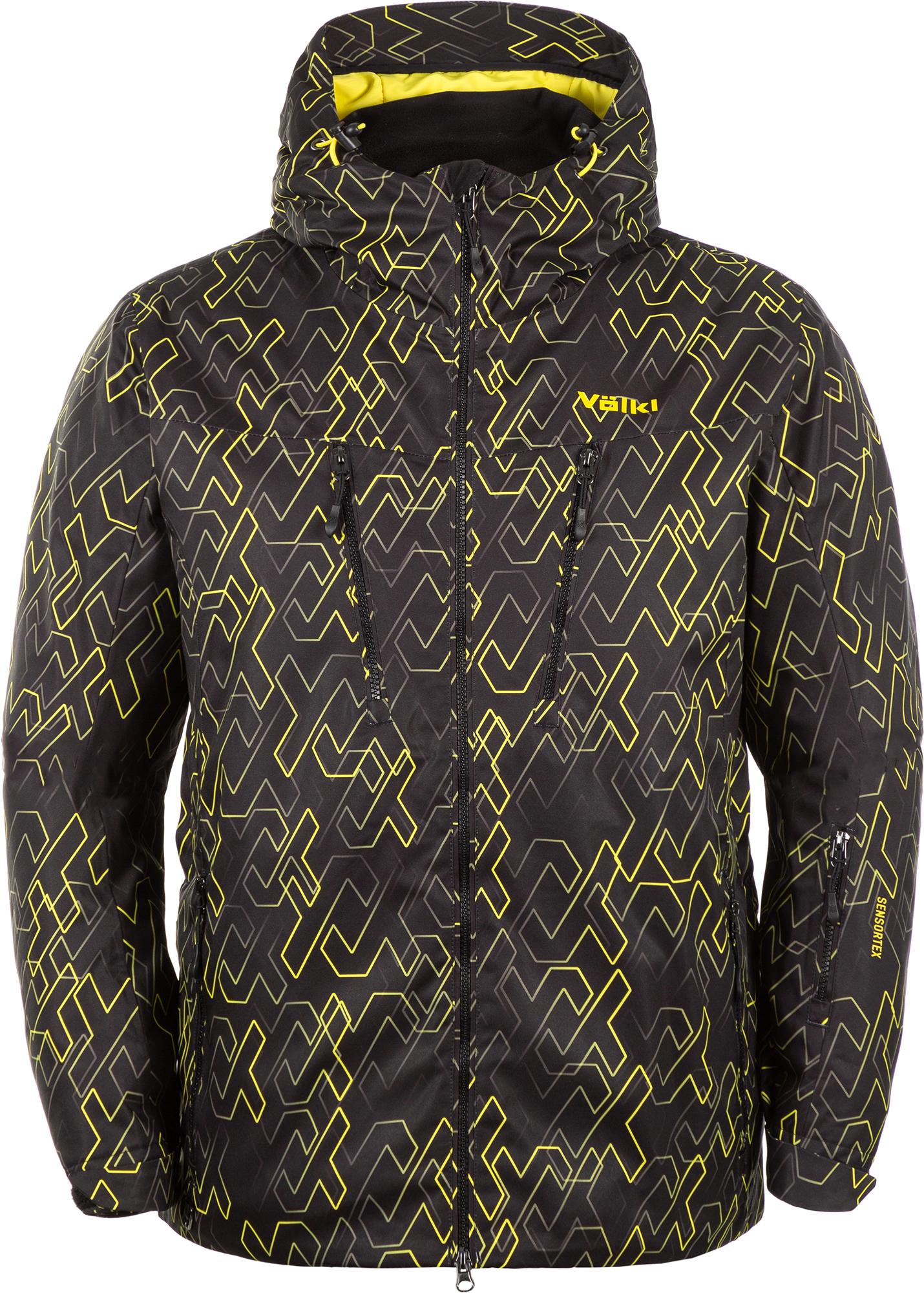 цена Volkl Куртка утепленная мужская Volkl, размер 48 онлайн в 2017 году