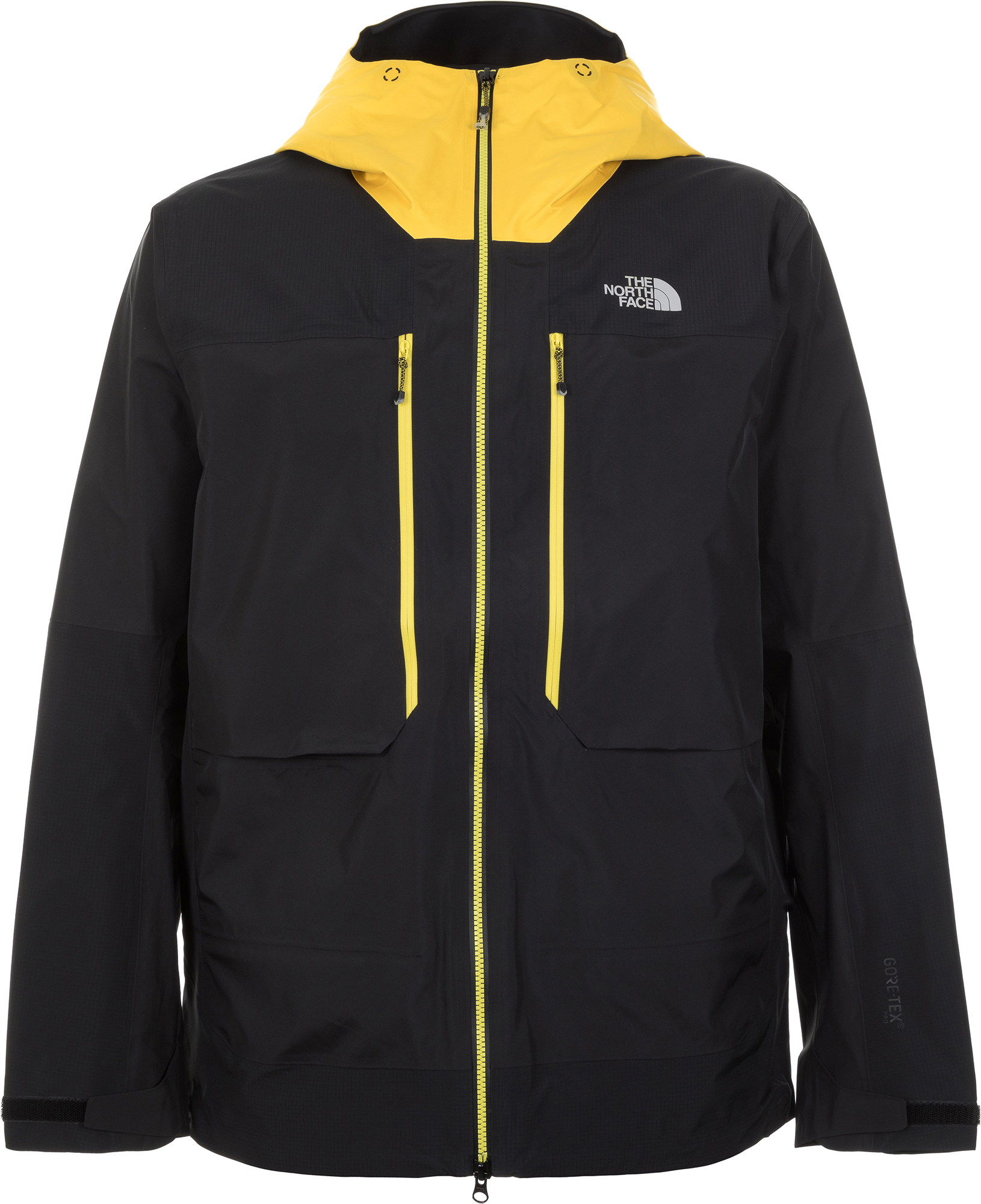 The North Face Ветровка мужская The North Face Summit L5 GTX Pro, размер 46 куртка the north face the north face summit l2 fuseform fleece 1 2 zip hoodie