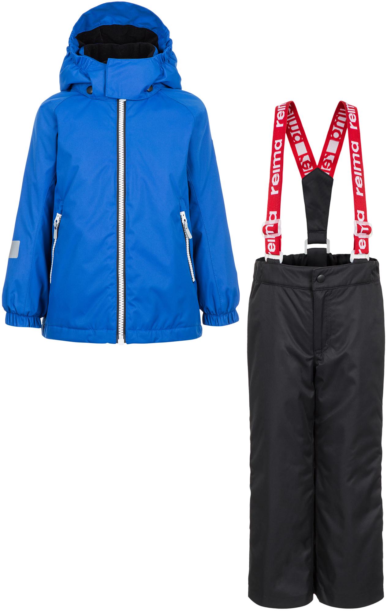 Reima Комплект утепленной одежды для мальчиков Reima, размер 122 комплект одежды для мальчиков brand 2015 81