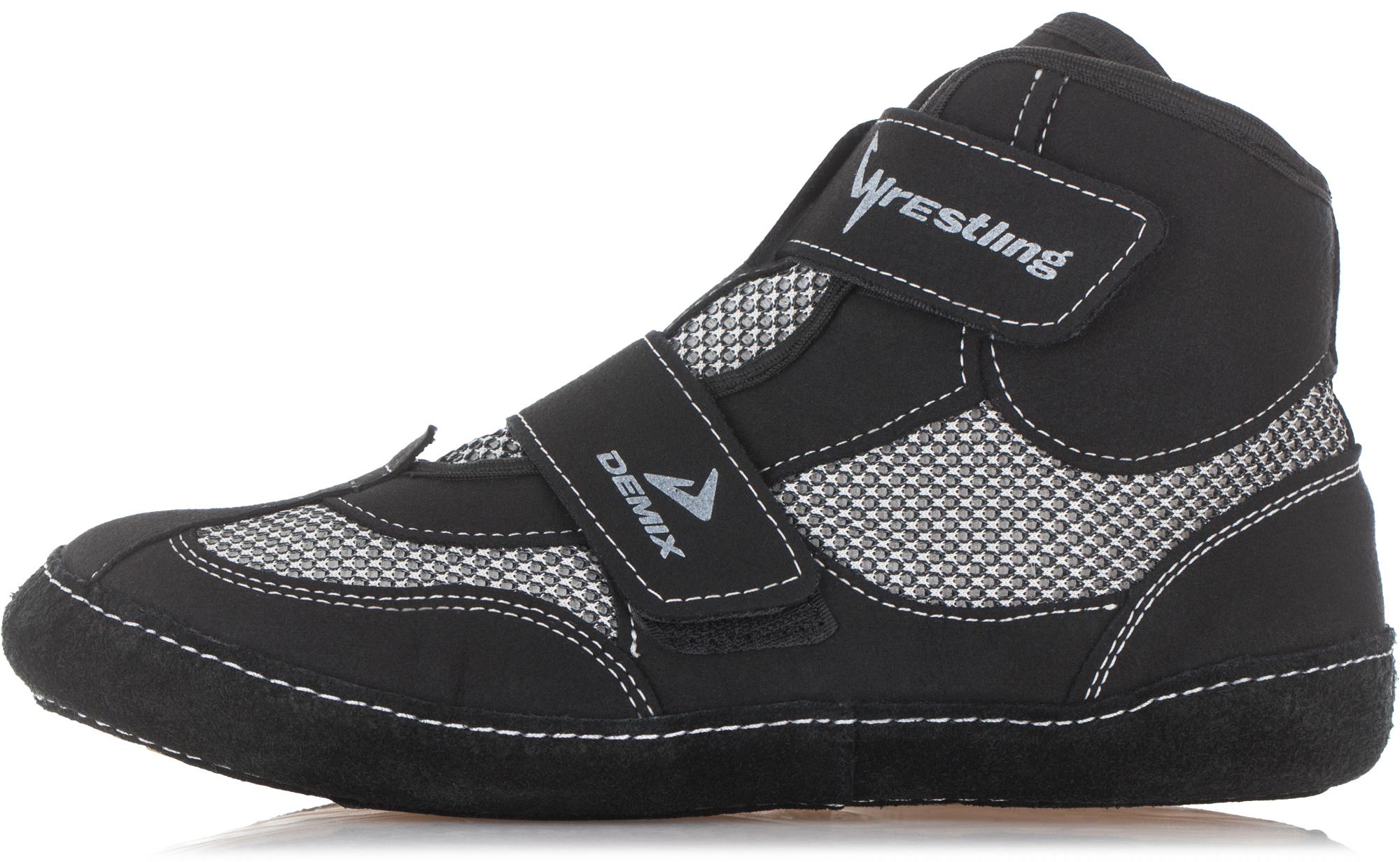 8ac2ef95a Demix Борцовки для мальчиков Demix, размер 38 артикул:10183884 - Обувь