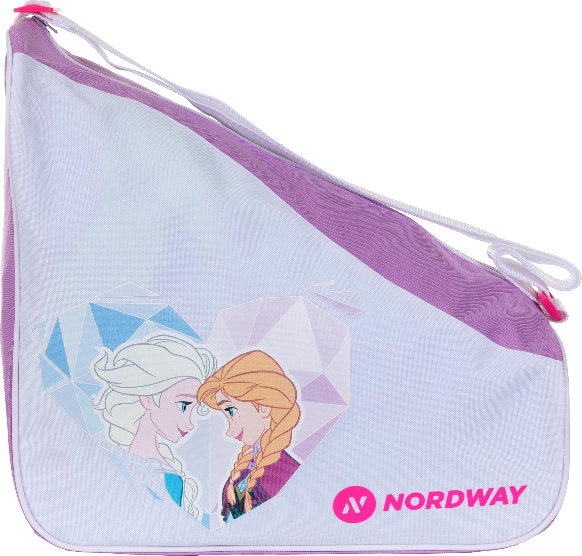 Nordway Сумка для ледовых коньков детская FROZEN