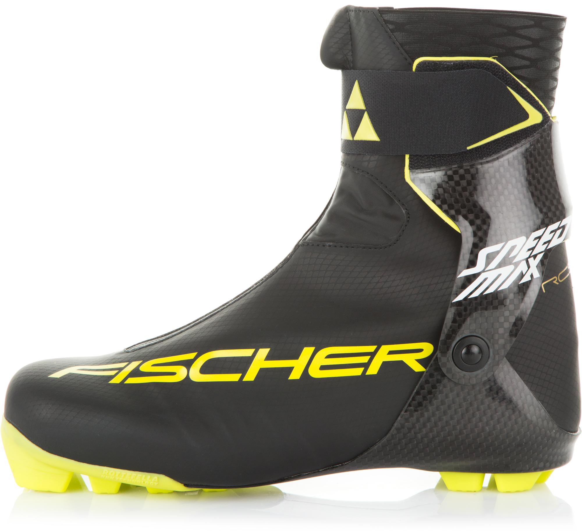 Fischer Ботинки для беговых лыж Fischer Speedmax Skate Carbon, размер 46 цена