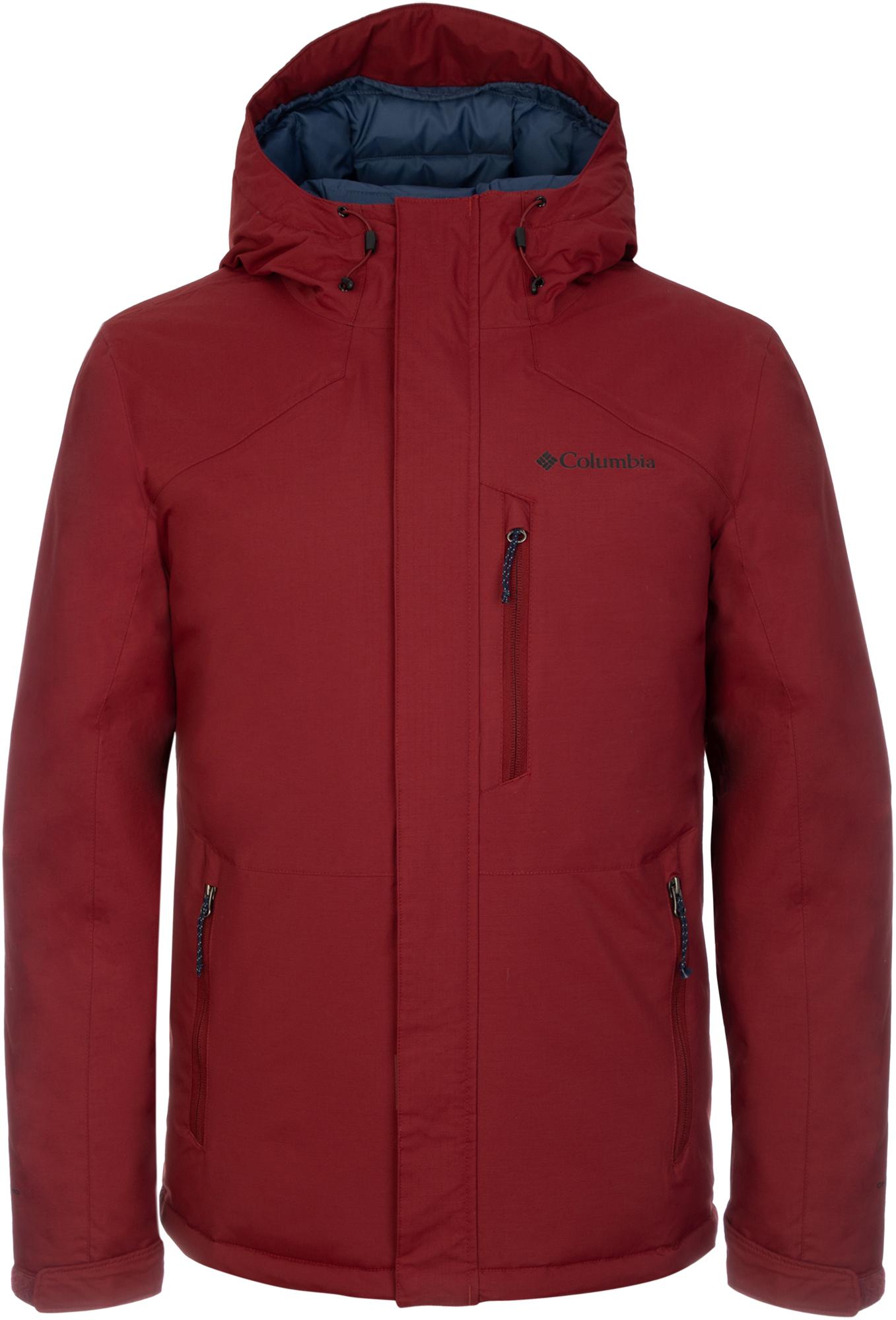 Columbia Куртка утепленная мужская Columbia Murr Peak II, размер 52-54 цены