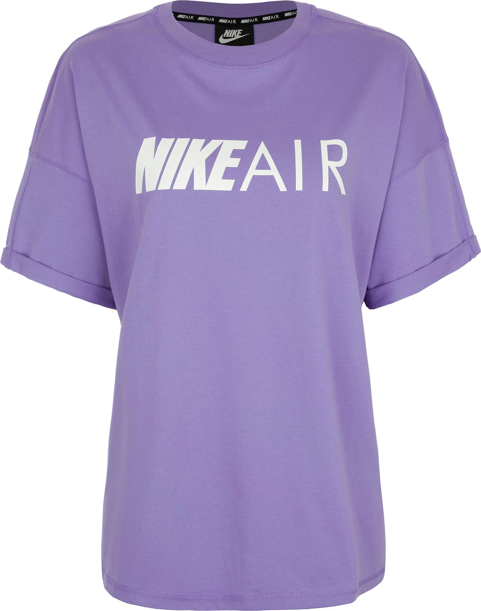 Nike Футболка женская Nike Sportswear, размер 46-48 nike бриджи женские nike sportswear vintage размер 48 50
