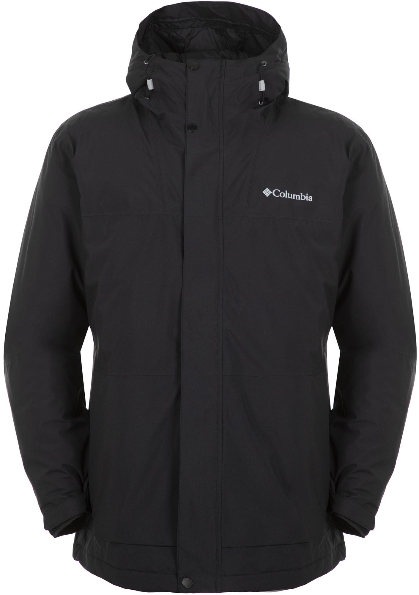 Columbia Куртка утепленная мужская Columbia Horizon Explorer, размер 56-58 цена и фото