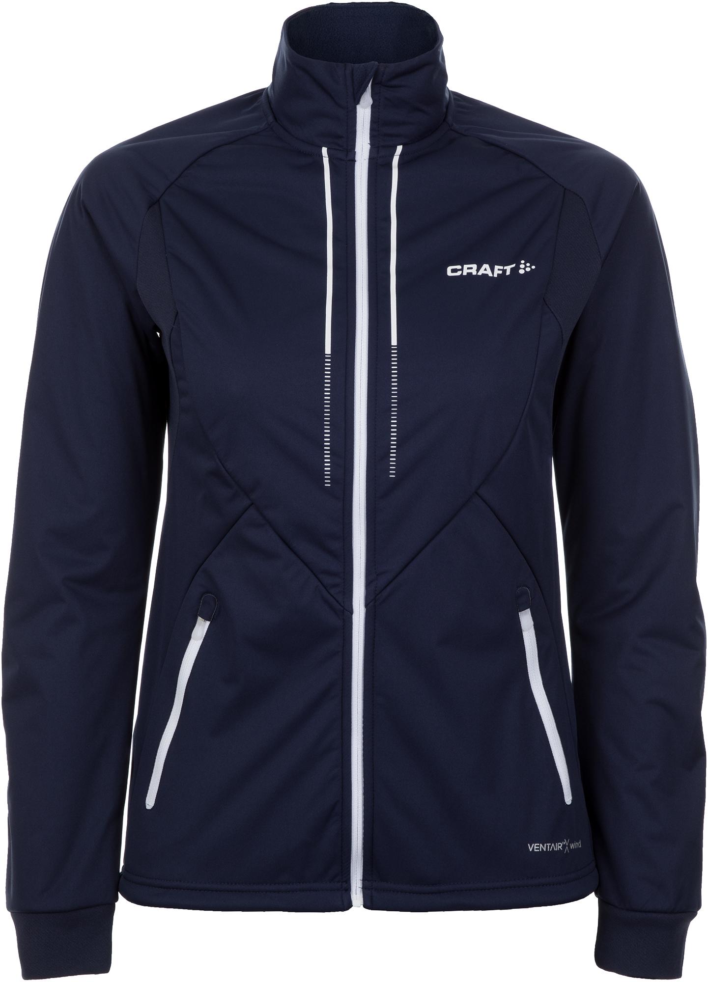 Фото - Craft Куртка женская Craft Storm Jacket 2.0, размер 48-50 craft куртка мужская craft размер 52