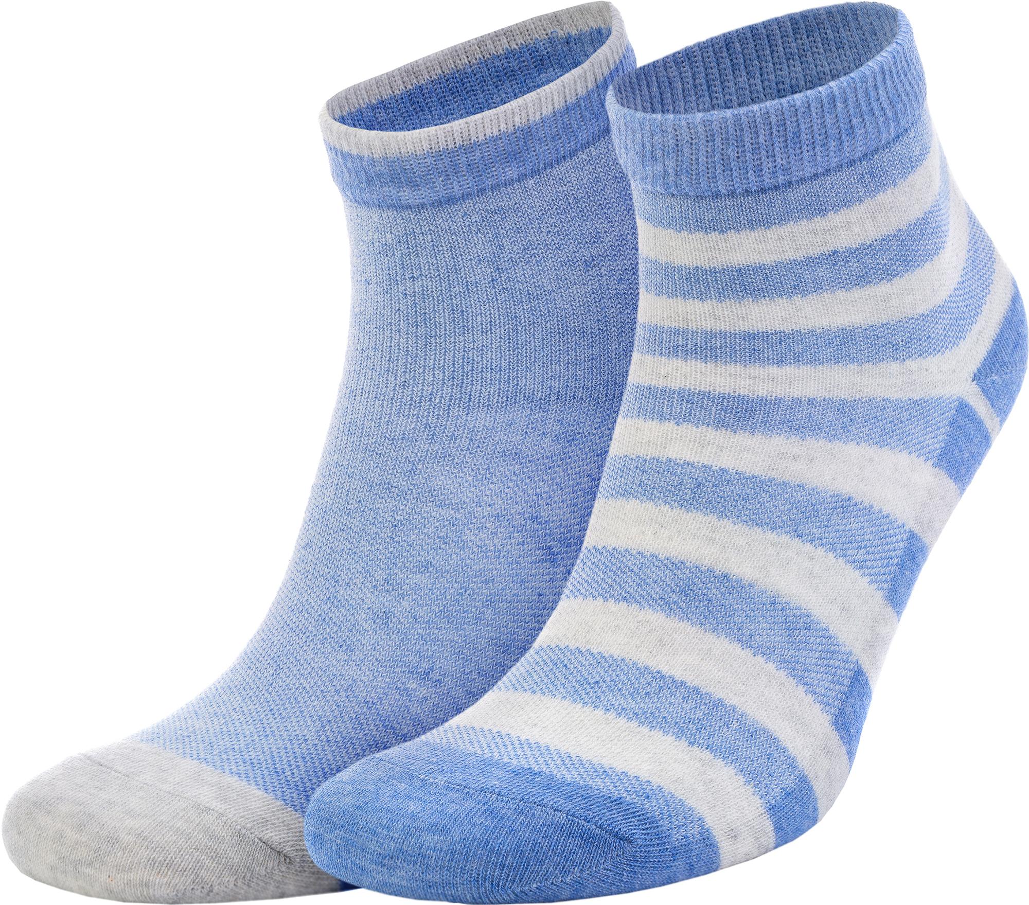 белье acoola носки детские 2 пары цвет ассорти размер 16 18 32114420052 Wilson Носки для мальчиков Wilson, 2 пары, размер 28-30