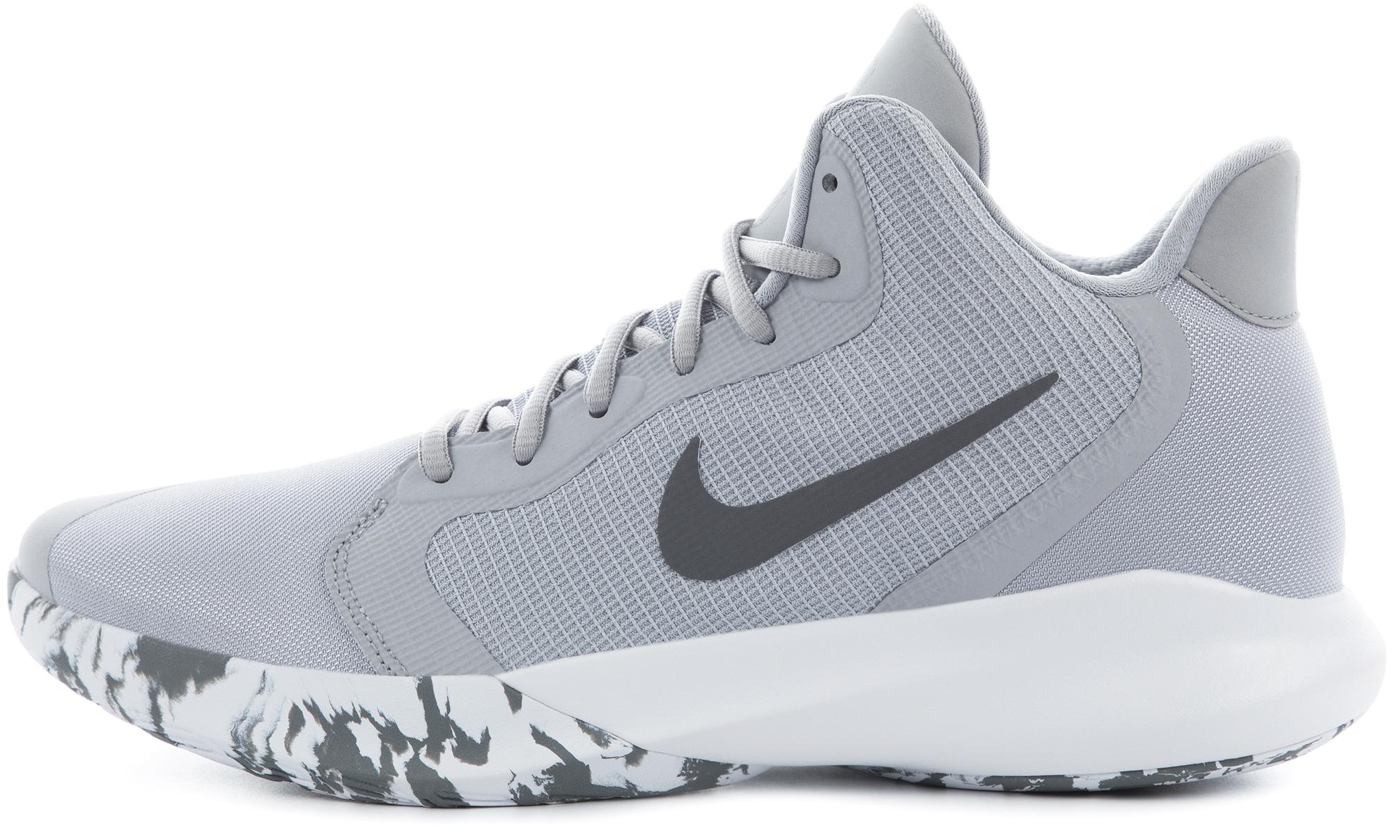 Nike Кроссовки мужские Nike Precision Iii, размер 46,5 цена
