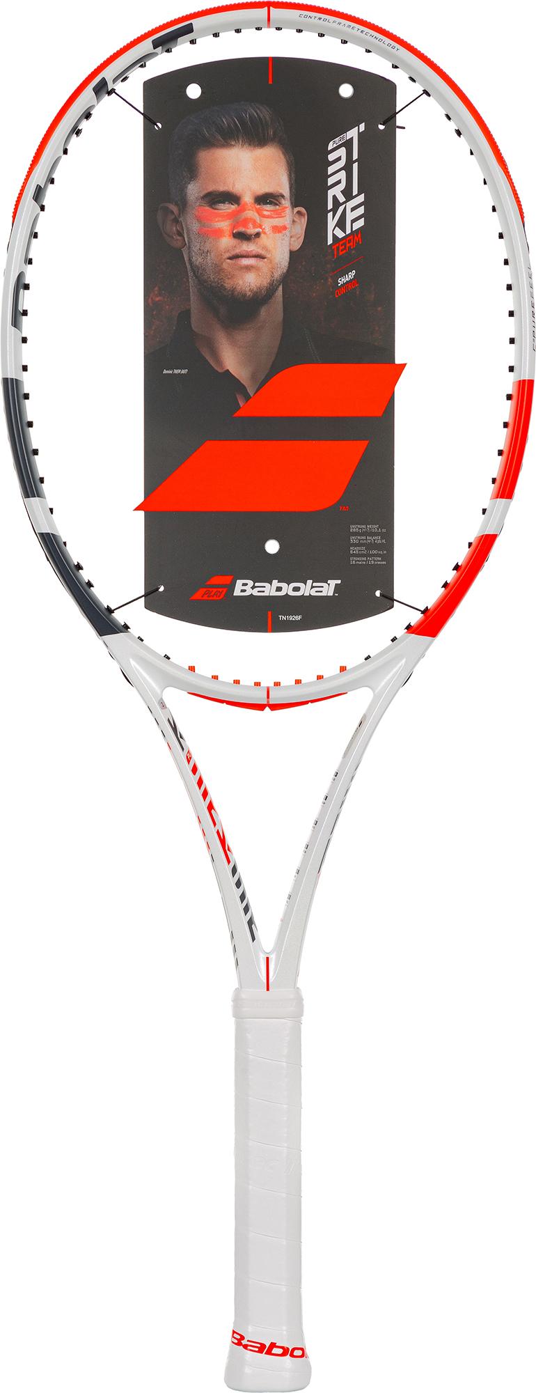 Babolat Ракетка для большого тенниса Babolat Pure Strike Team 27