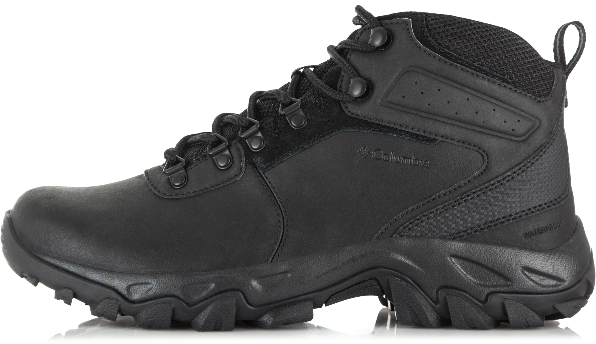 Columbia Ботинки мужские Columbia Newton Ridge Plus II Waterproof, размер 45 columbia брюки женские columbia silver ridge pull on