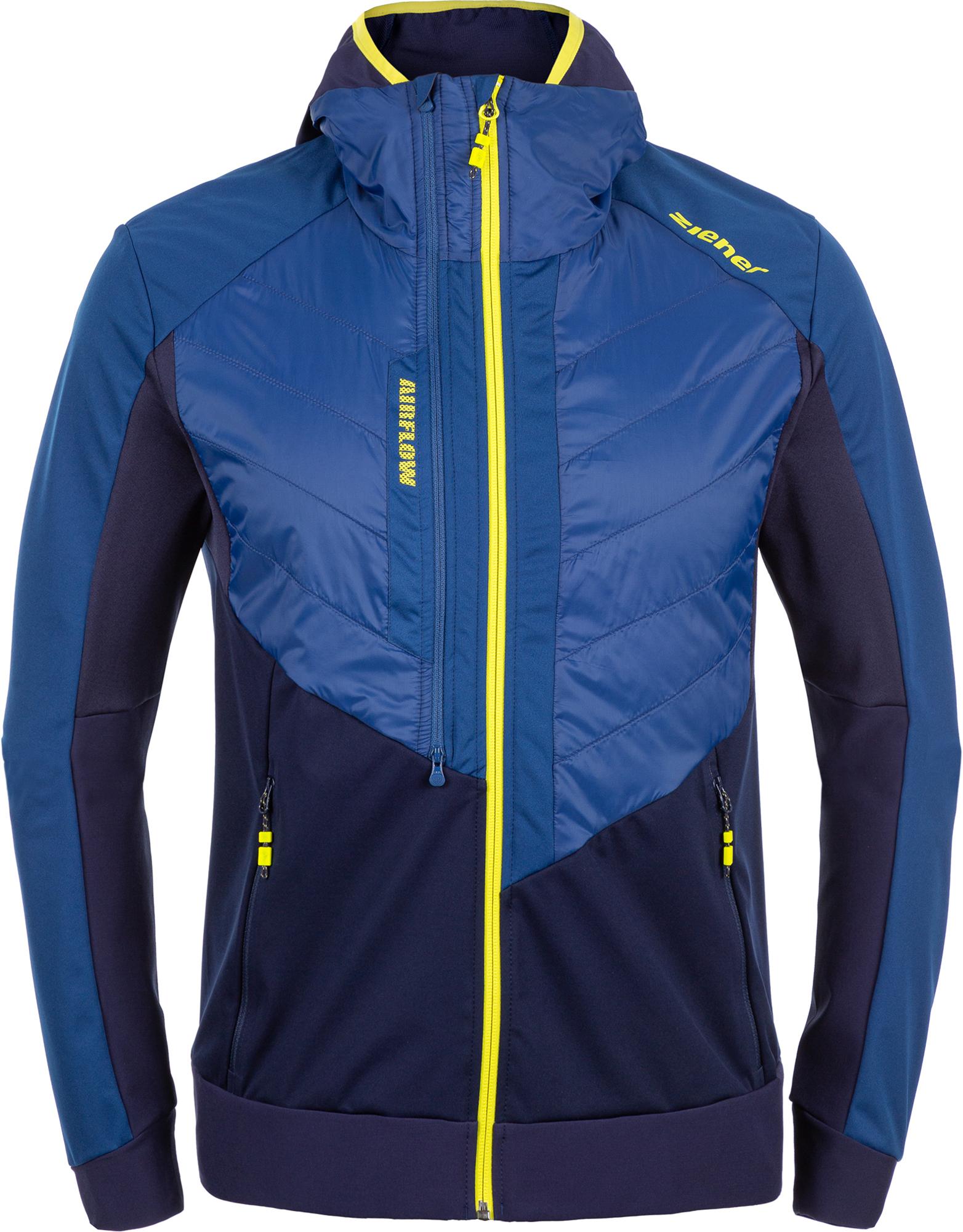Ziener Куртка утепленная мужская Ziener Nalik, размер 52