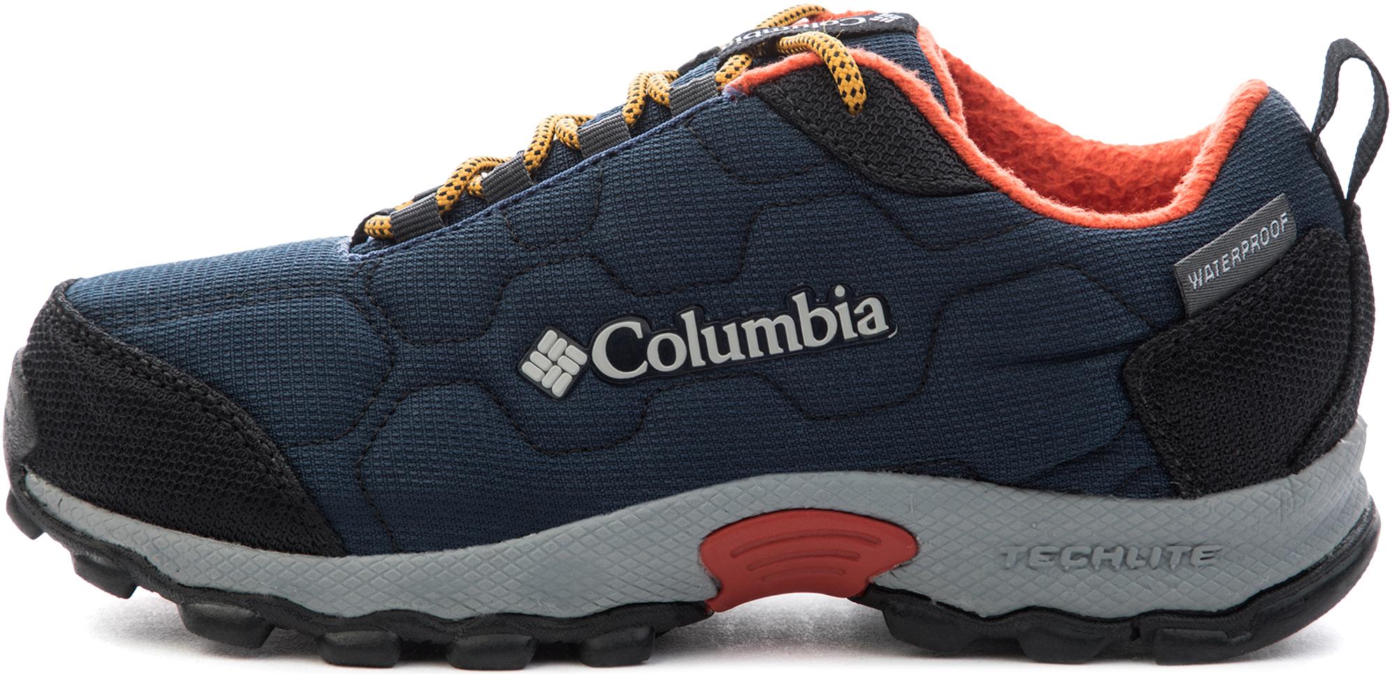 Columbia Ботинки утепленные для мальчиков Columbia Youth Firecamp Sledder 3, размер 39 columbia ботинки утепленные мужские columbia firecamp размер 43