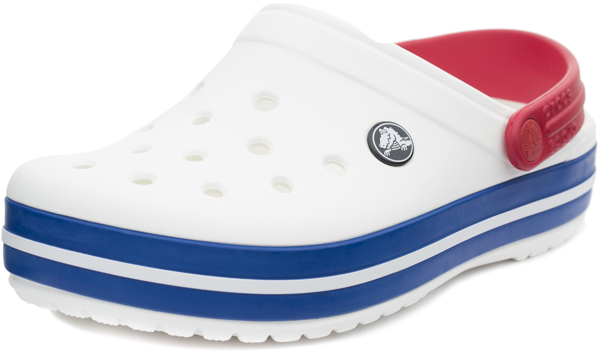 цена Crocs Шлепанцы Crocs Crocband, размер 41-42