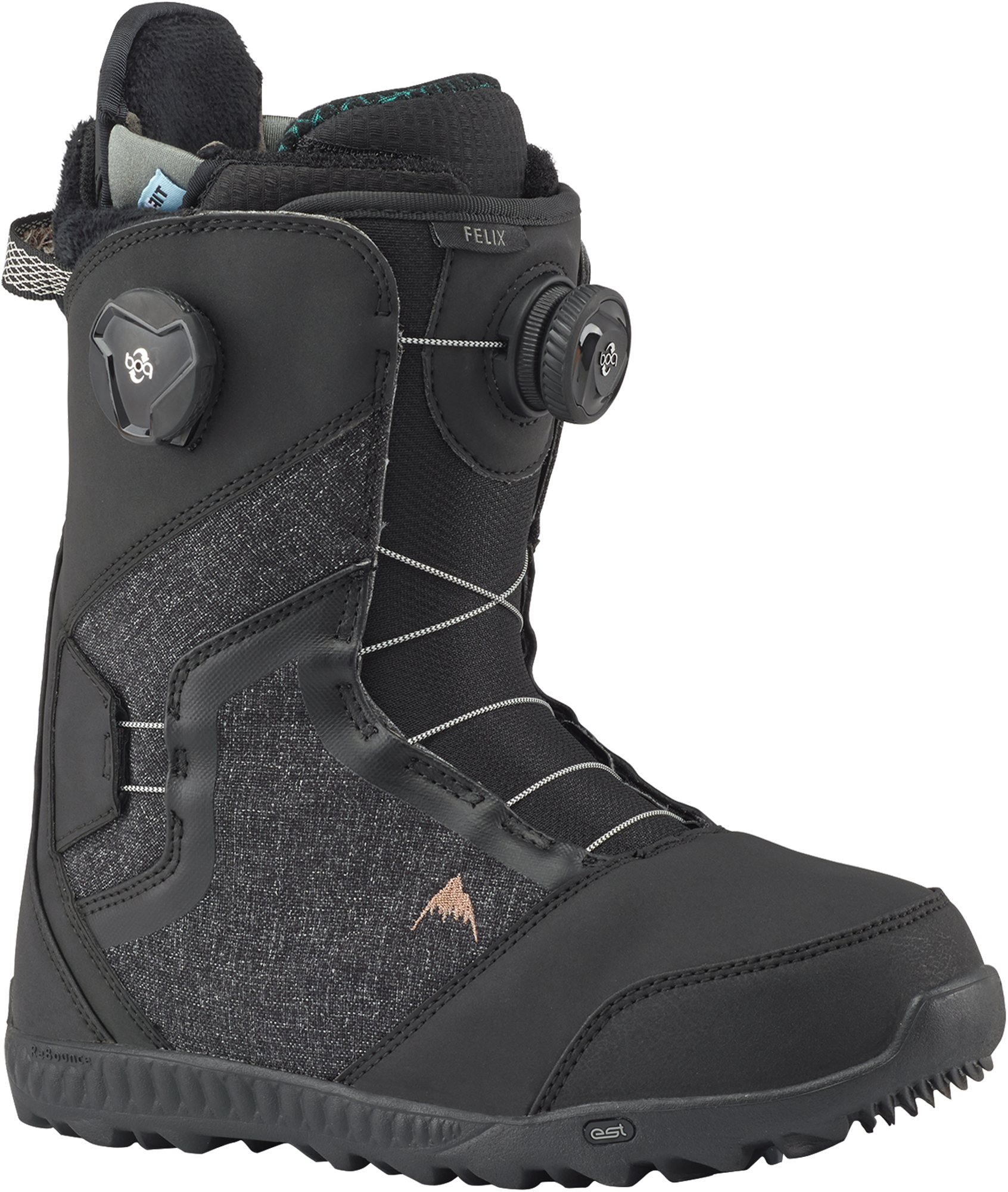 Burton Сноубордические ботинки женские  Felix Boa, размер 38,5