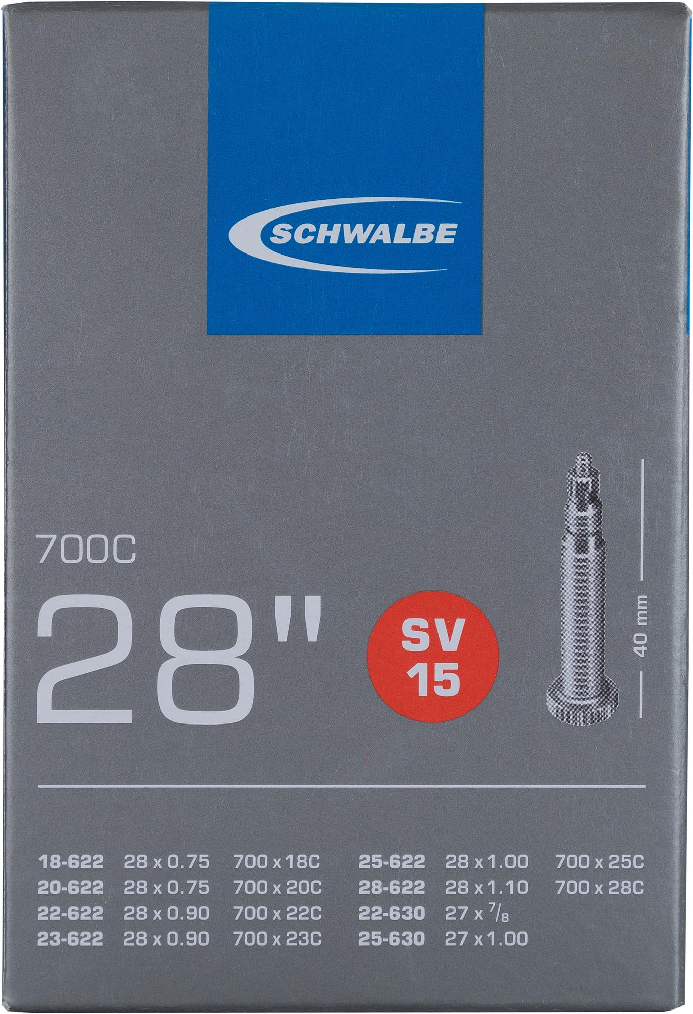 Schwalbe Камера SV15 40mm 28