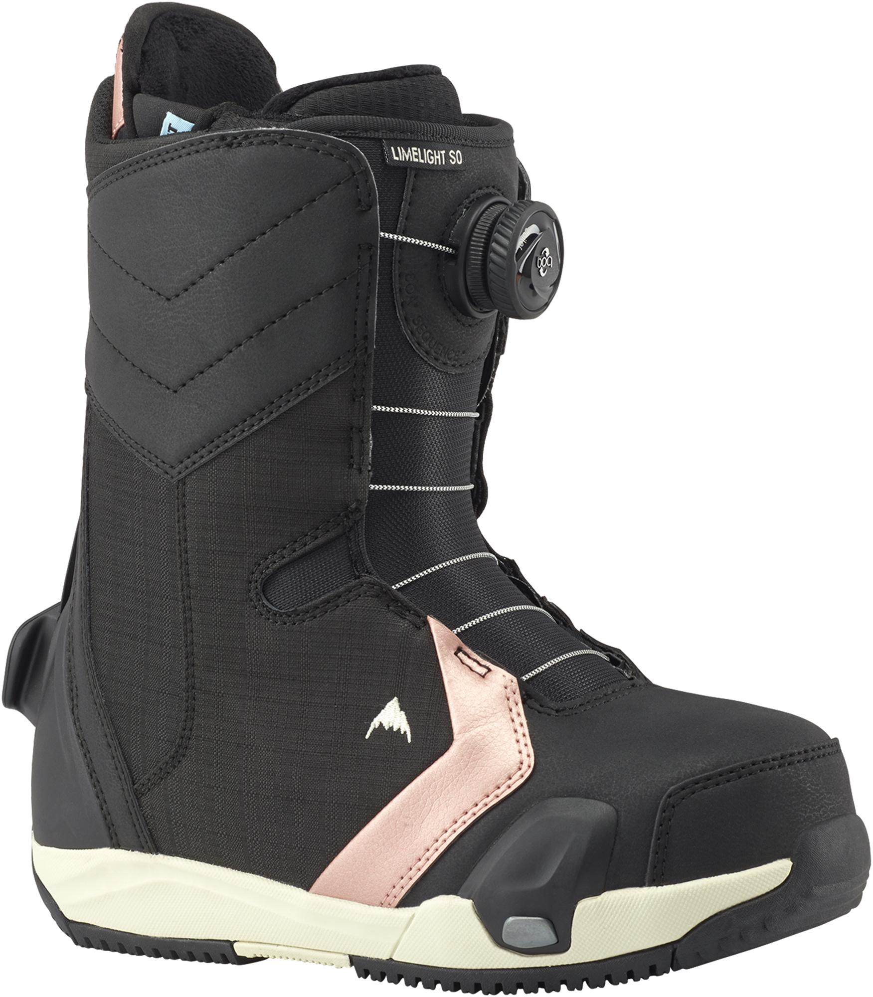 Burton Сноубордические ботинки женские Limelight Step On, размер 36,5