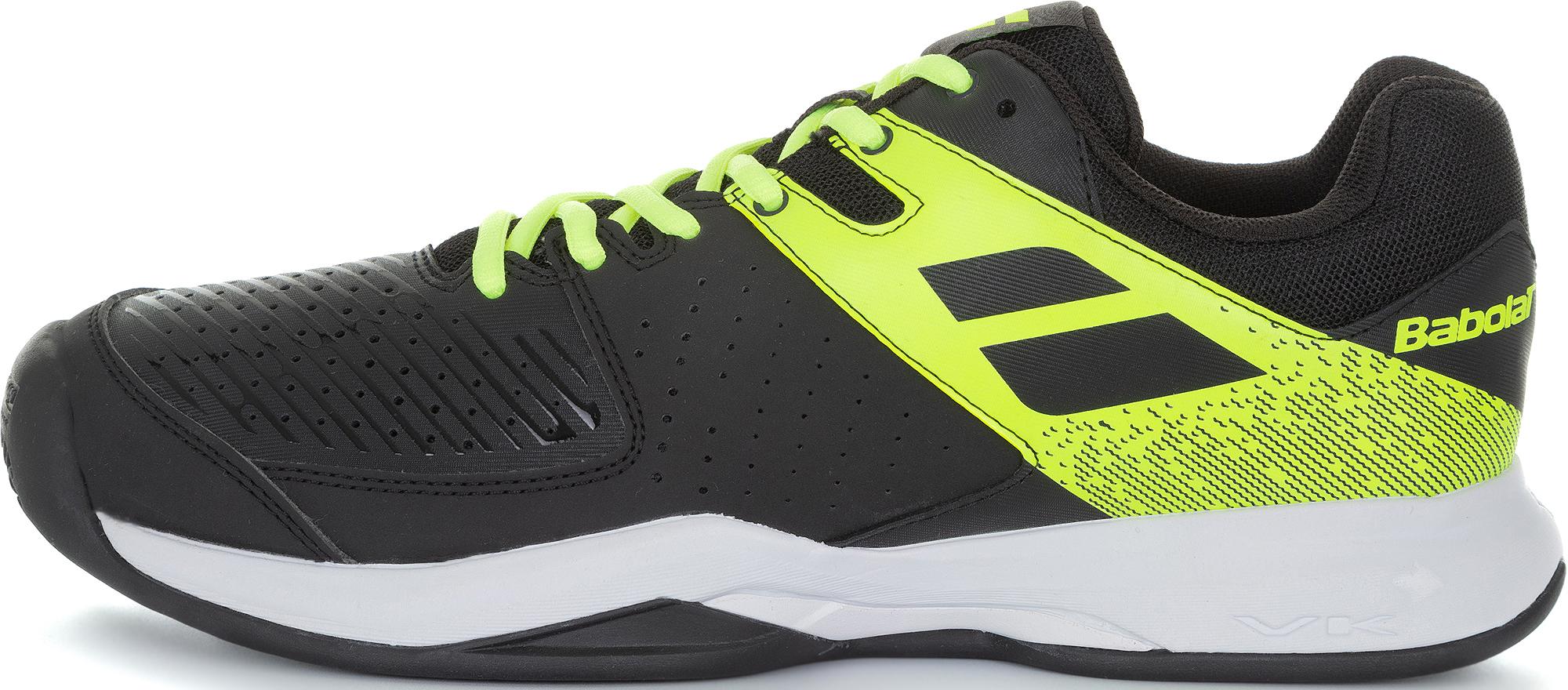 Babolat Кроссовки мужские Babolat Pulsion Clay, размер 46 babolat кроссовки для мальчиков babolat pulsion all court