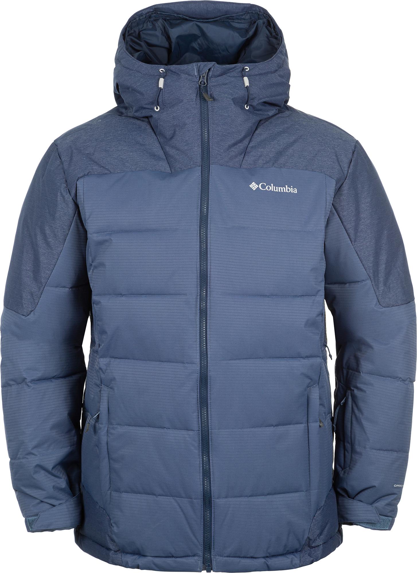Columbia Куртка утепленная мужская Columbia Woolly Hollow II, размер 52-54 цена
