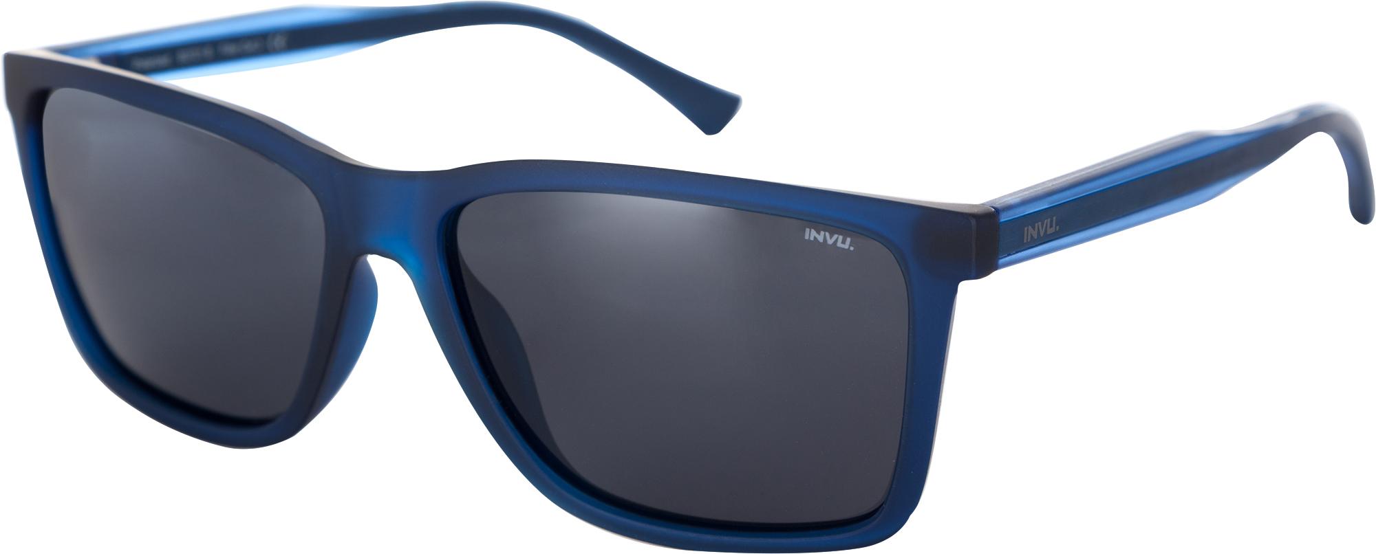 Invu Солнцезащитные очки мужские Invu loho очки солнцезащитные очки мужские спортивные жизнь простой синий ящик очки коробка p3036