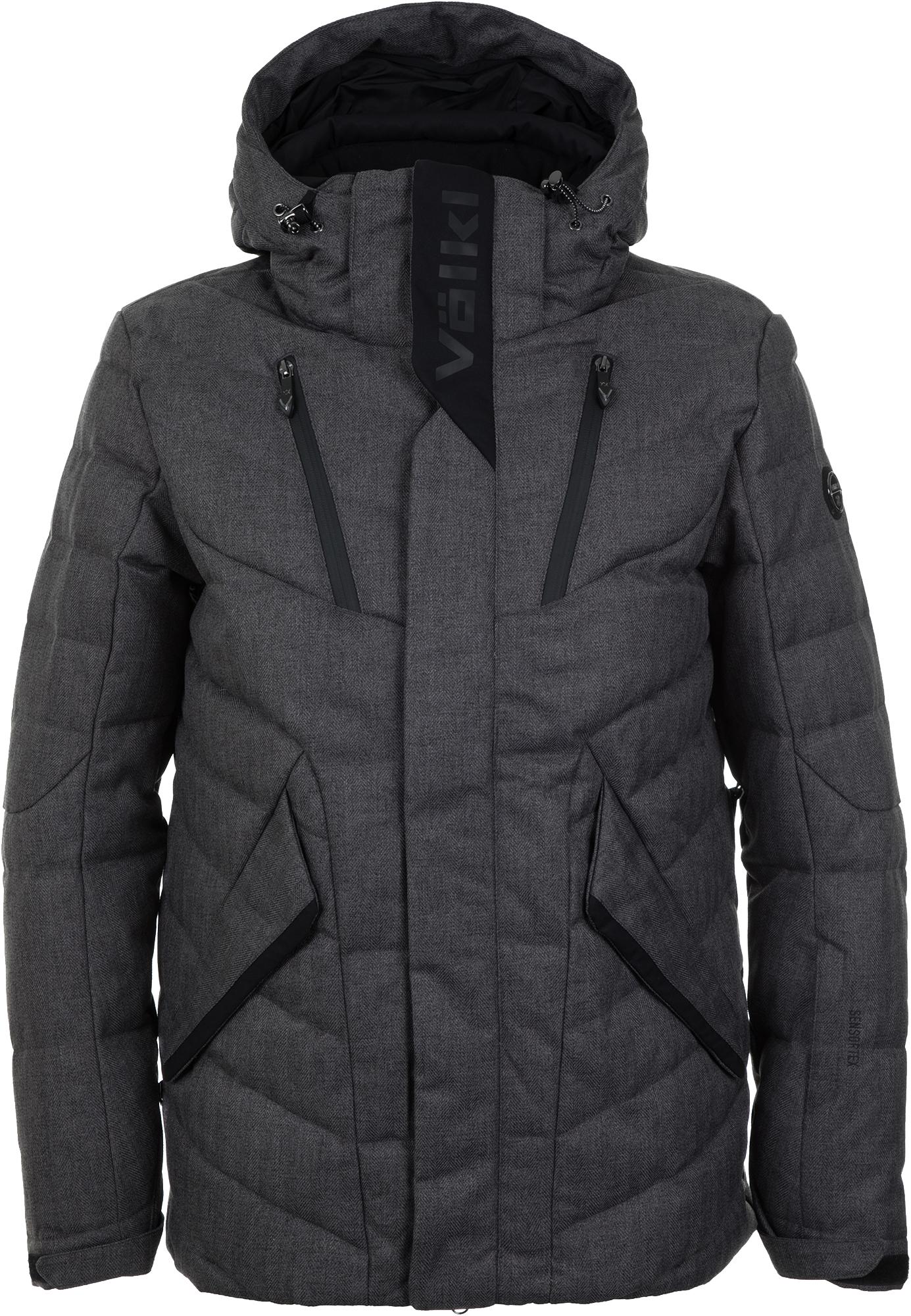 Volkl Куртка пуховая мужская Volkl, размер 56 цена 2017