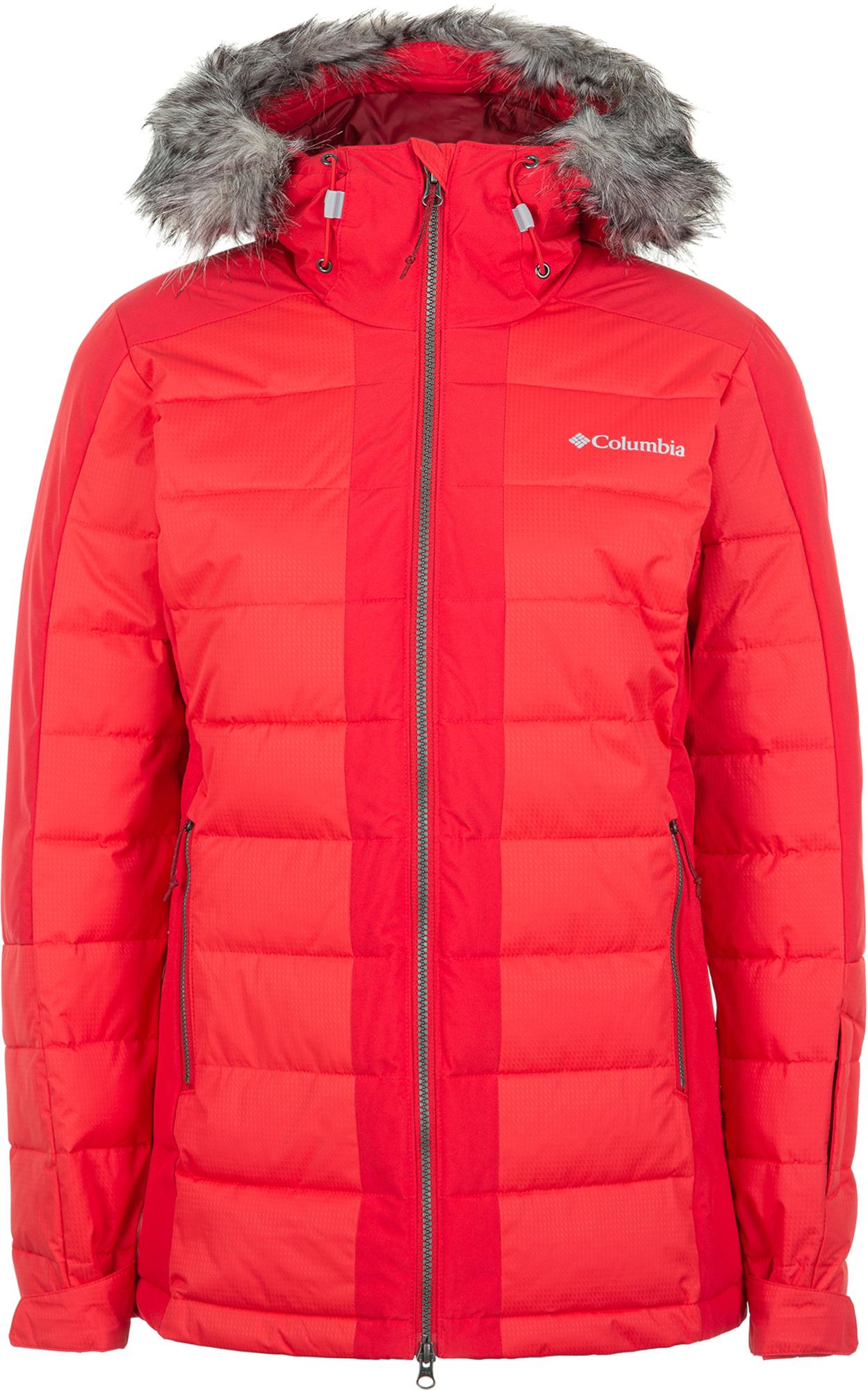 Фото - Columbia Куртка утепленная женская Columbia Harper Lake, размер 48 куртка женская trussardi цвет темно синий 36s00158 blue night размер l 46 48