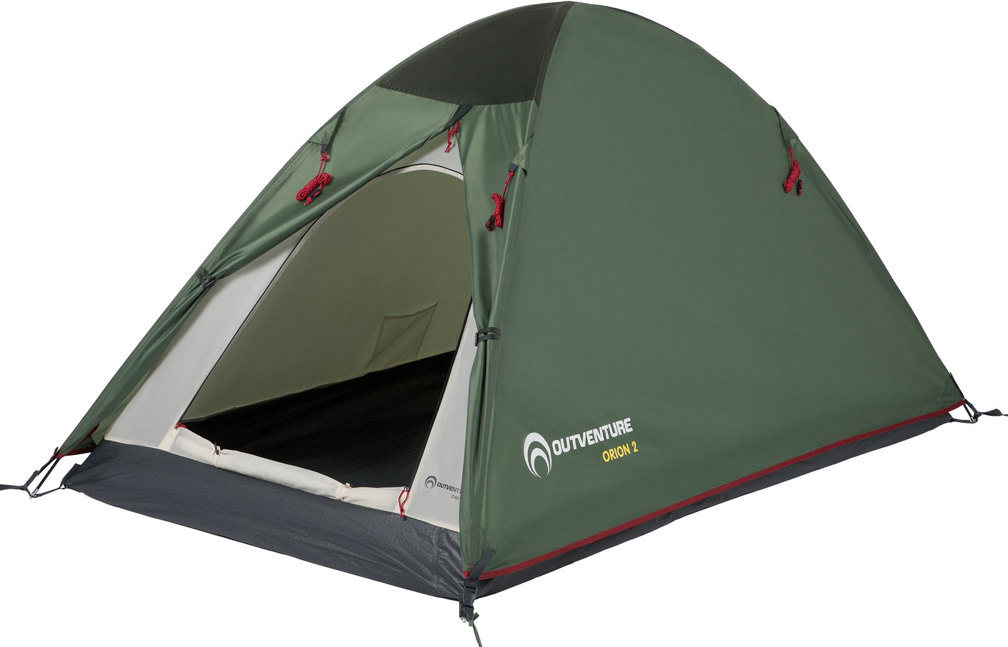 Фото - Outventure Палатка 2-местная Outventure Orion 2 палатка arten space