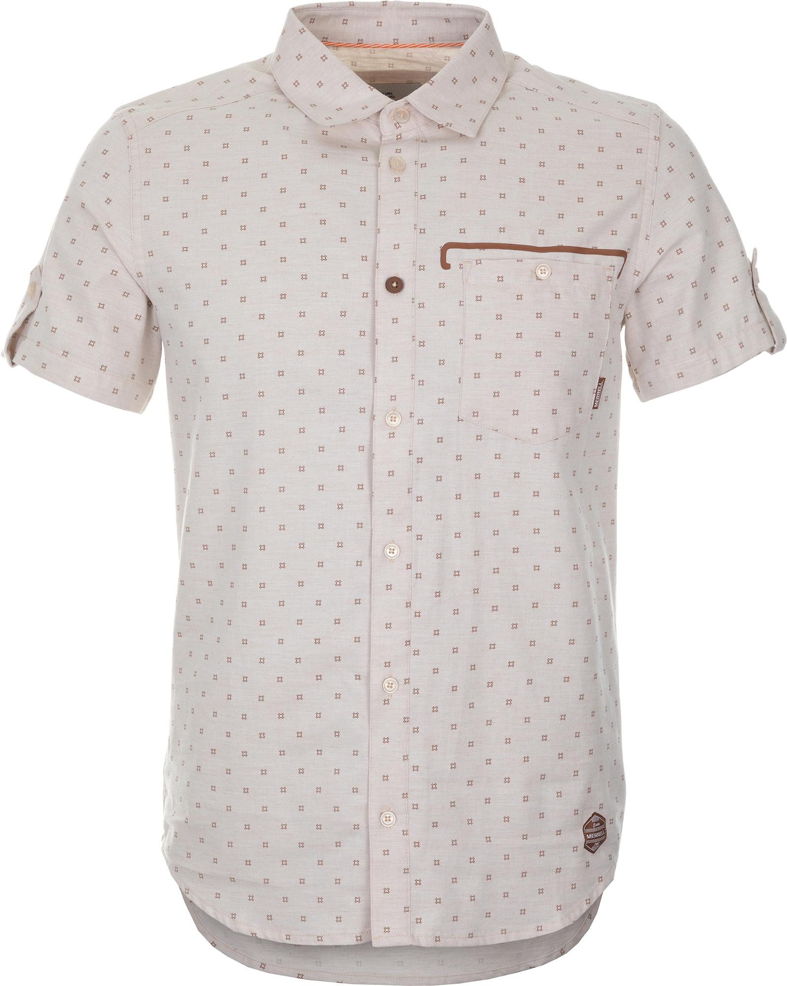 Фото - Merrell Рубашка мужская Merrell, размер 50 рубашка greg greg mp002xm05sgb