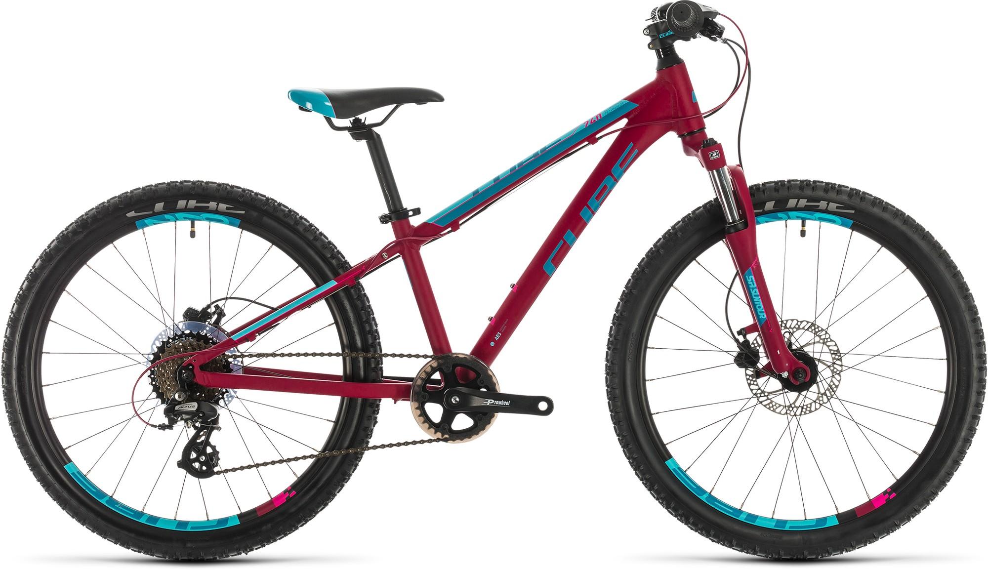 Cube Велосипед подростковый CUBE Access 240 велосипед cube hyde 2018