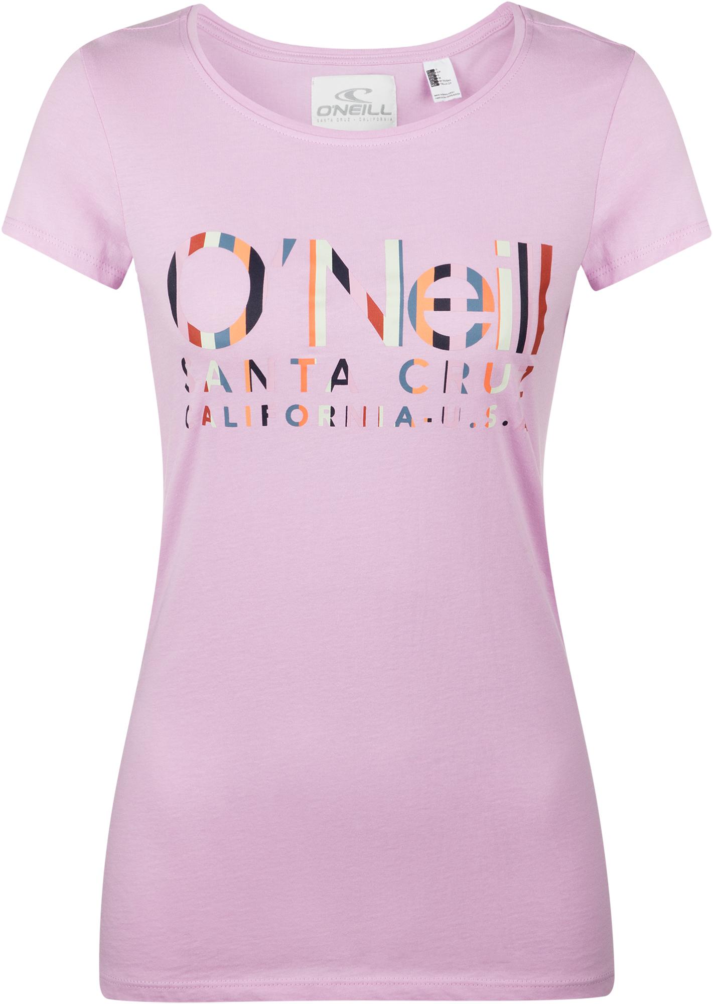 O'Neill Футболка женская O'Neill Cali, размер 50-52 o neill шорты пляжные мужские o neill cali размер 54 56